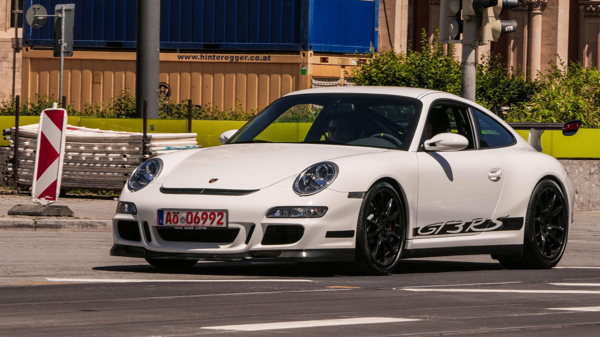 Porsche 911 GT3 RS - AÖ-06992
