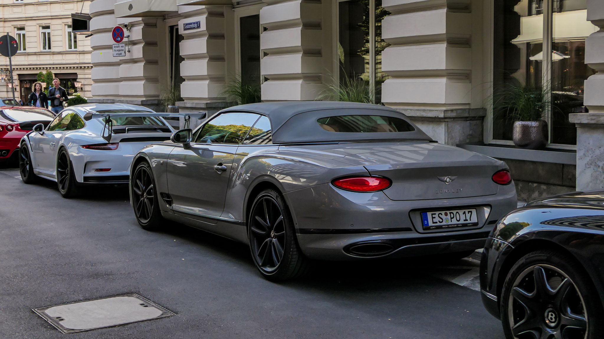 Bentley Continental GTC - ES-PO-17
