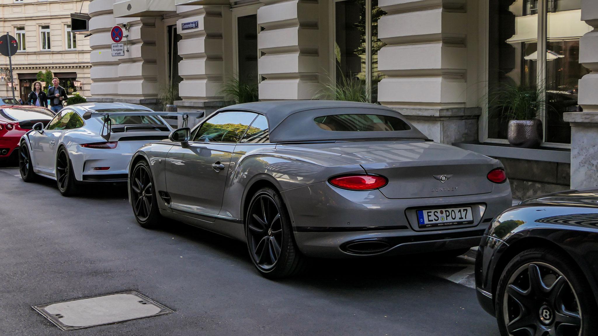 Bentley Continental GTC - ES-PO-17