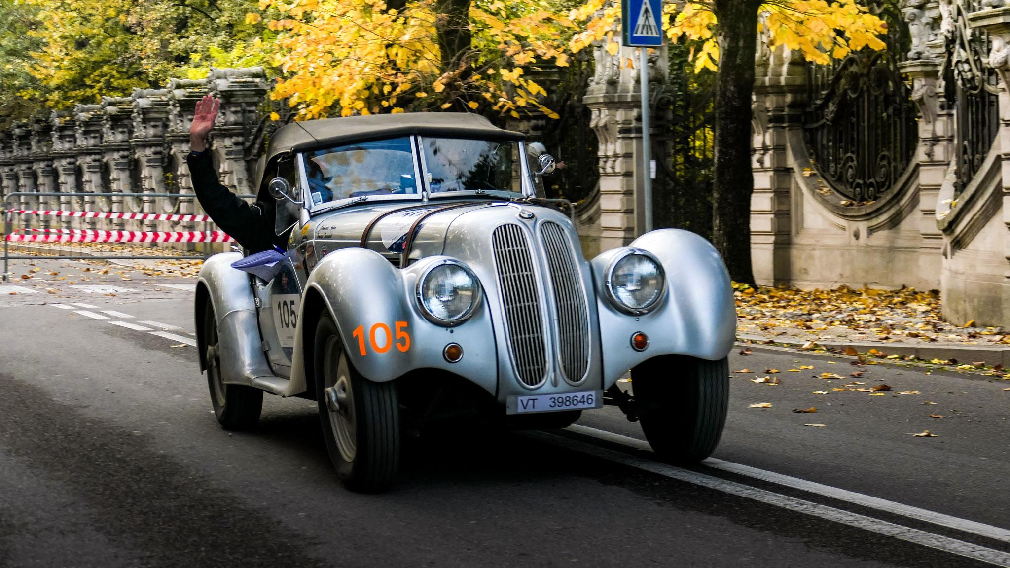 BMW 328 - VT-398646 (CH)