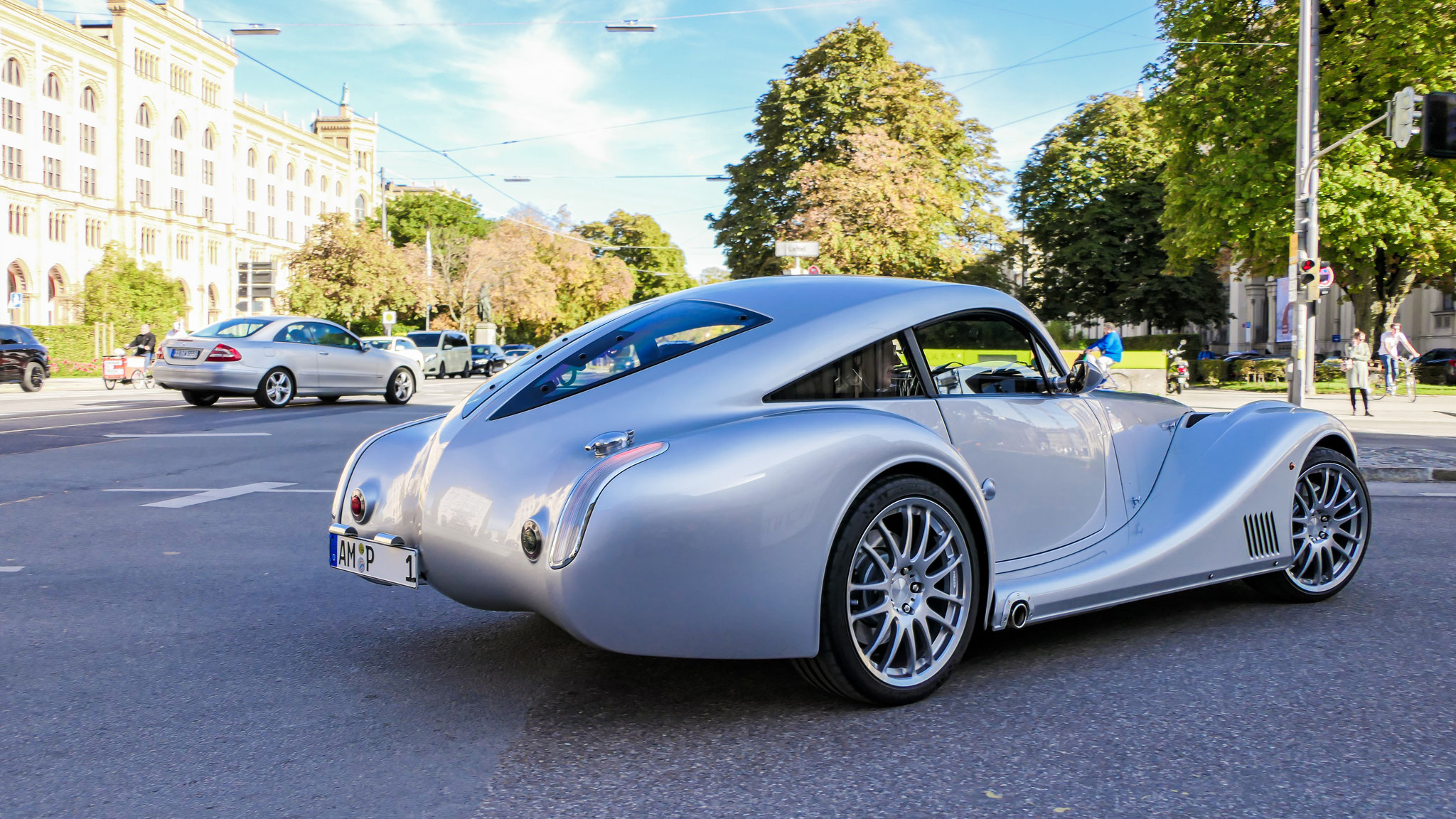 Morgan Aero Max - AM-P-1