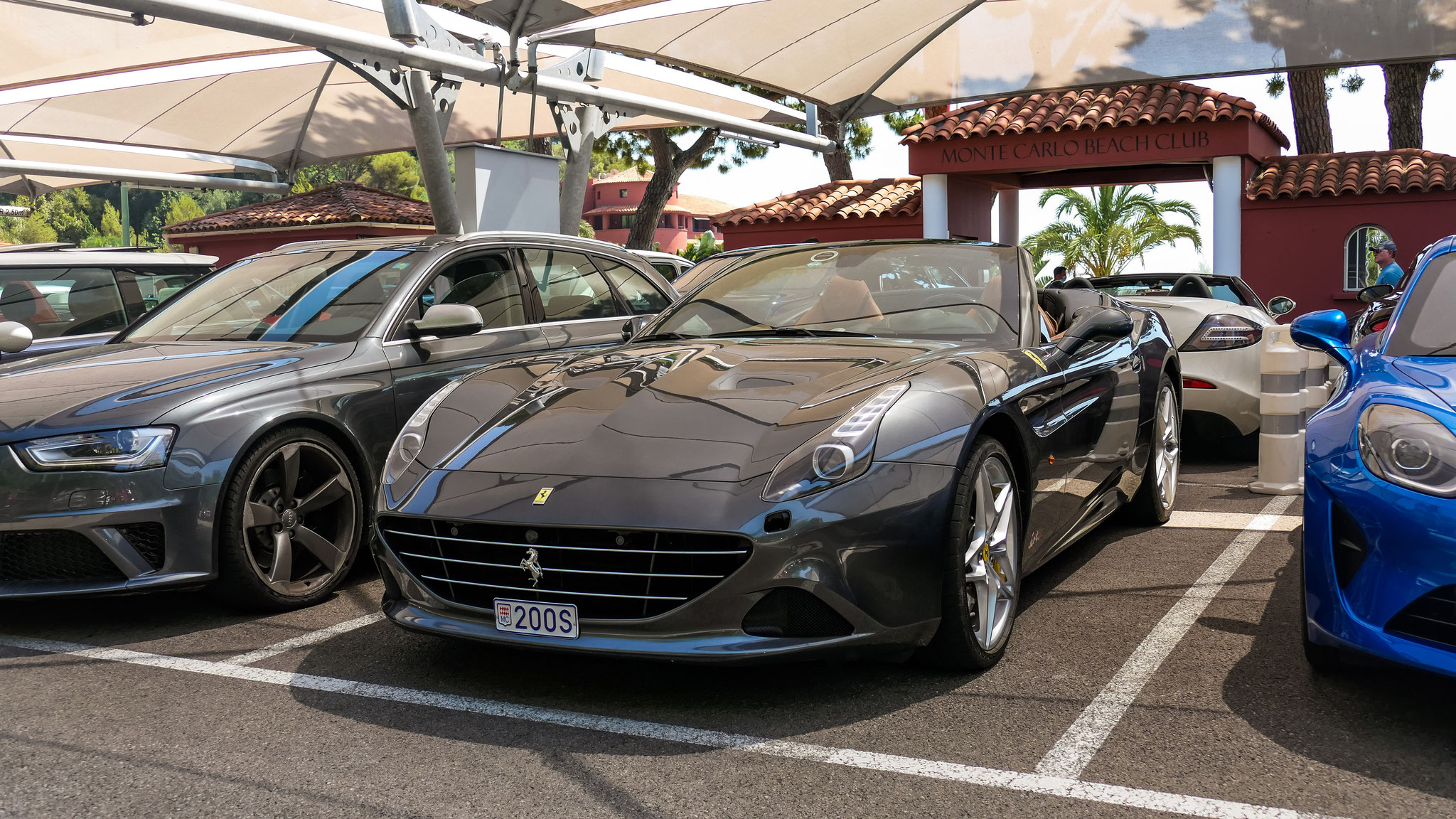 Ferrari California T - 200S (MC)