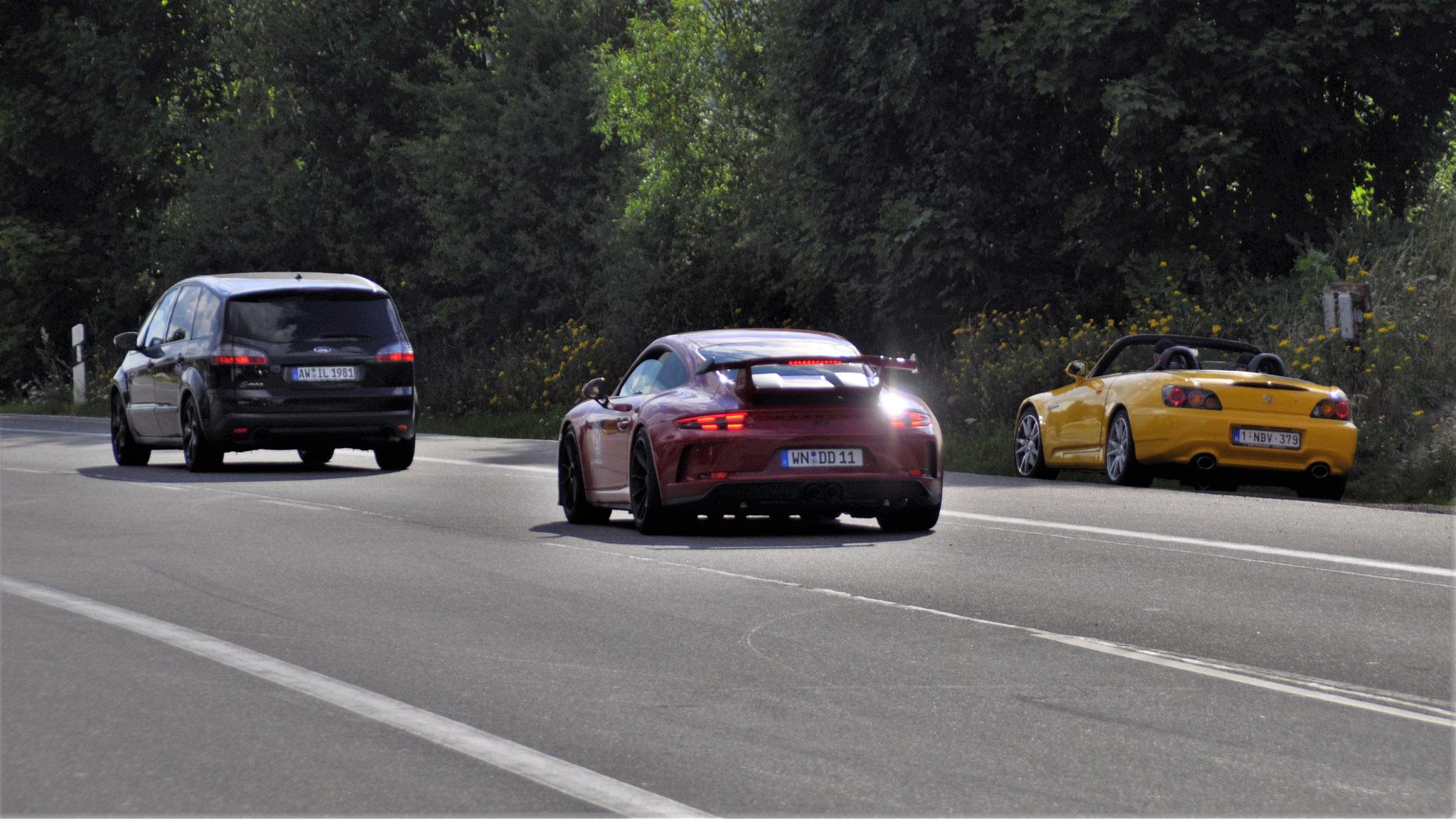 Porsche 991 GT3 - WN-DD-11