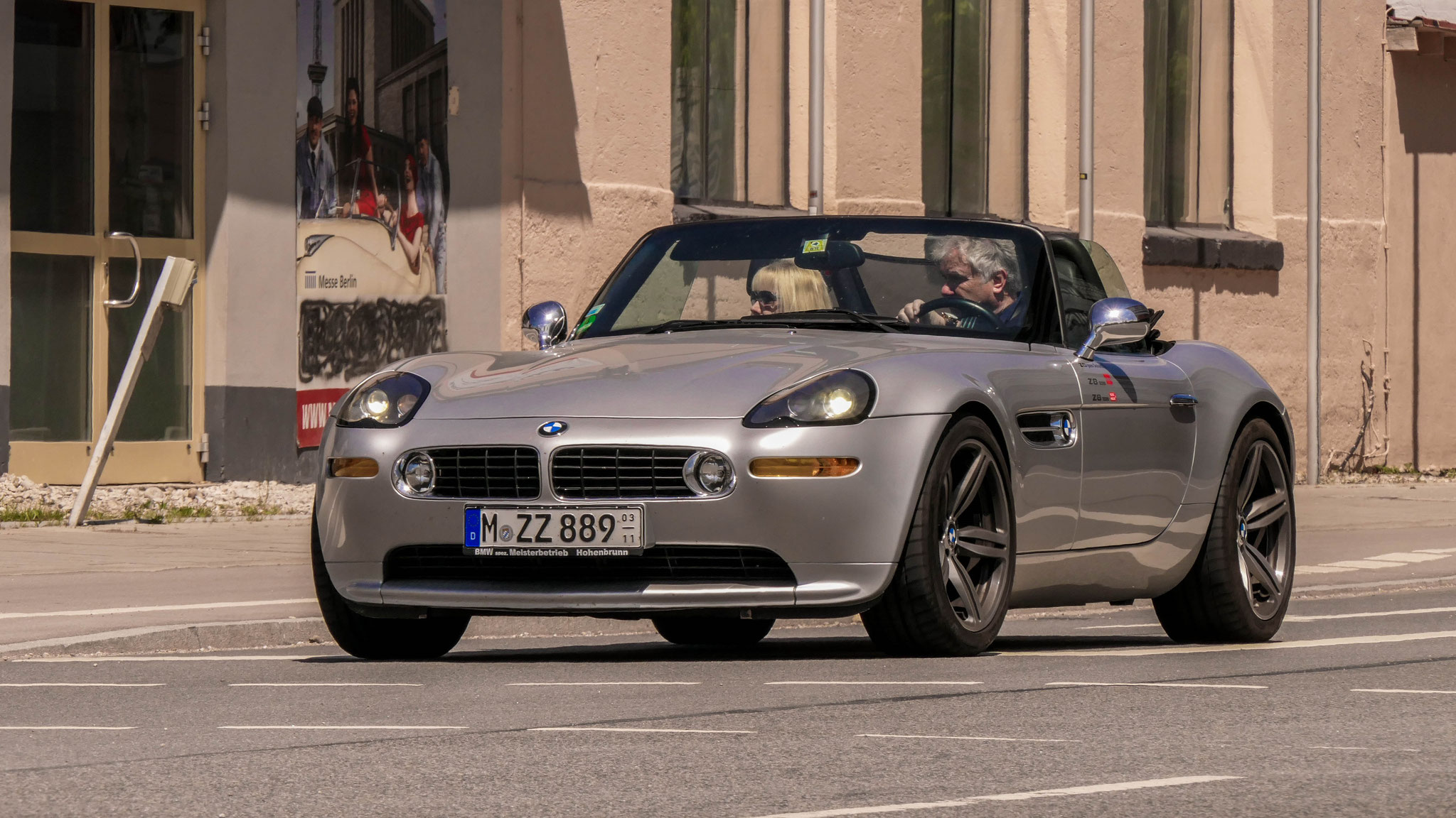 BMW Z8 - M-ZZ-889