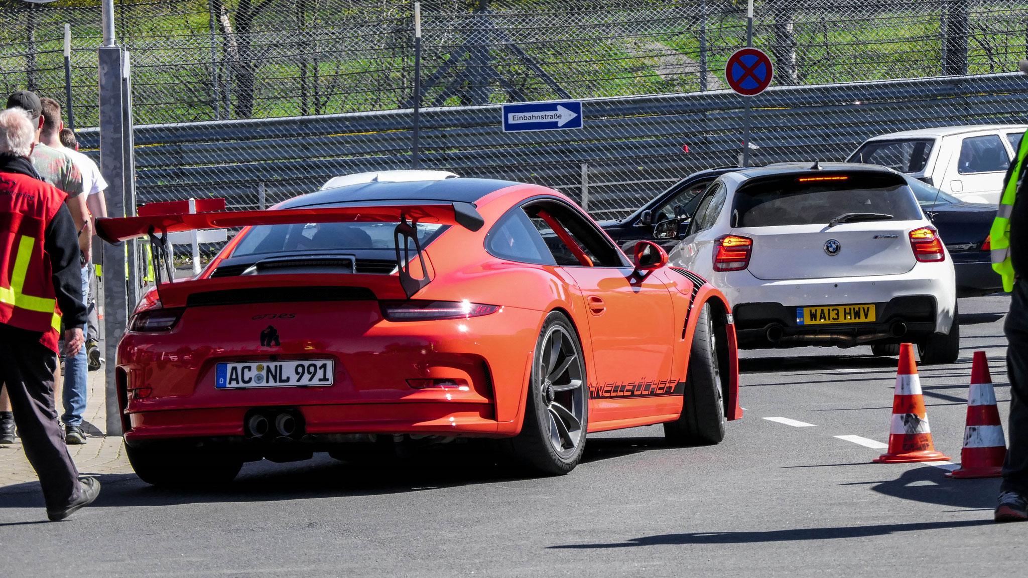 Porsche 911 GT3 RS - AC-NL-991