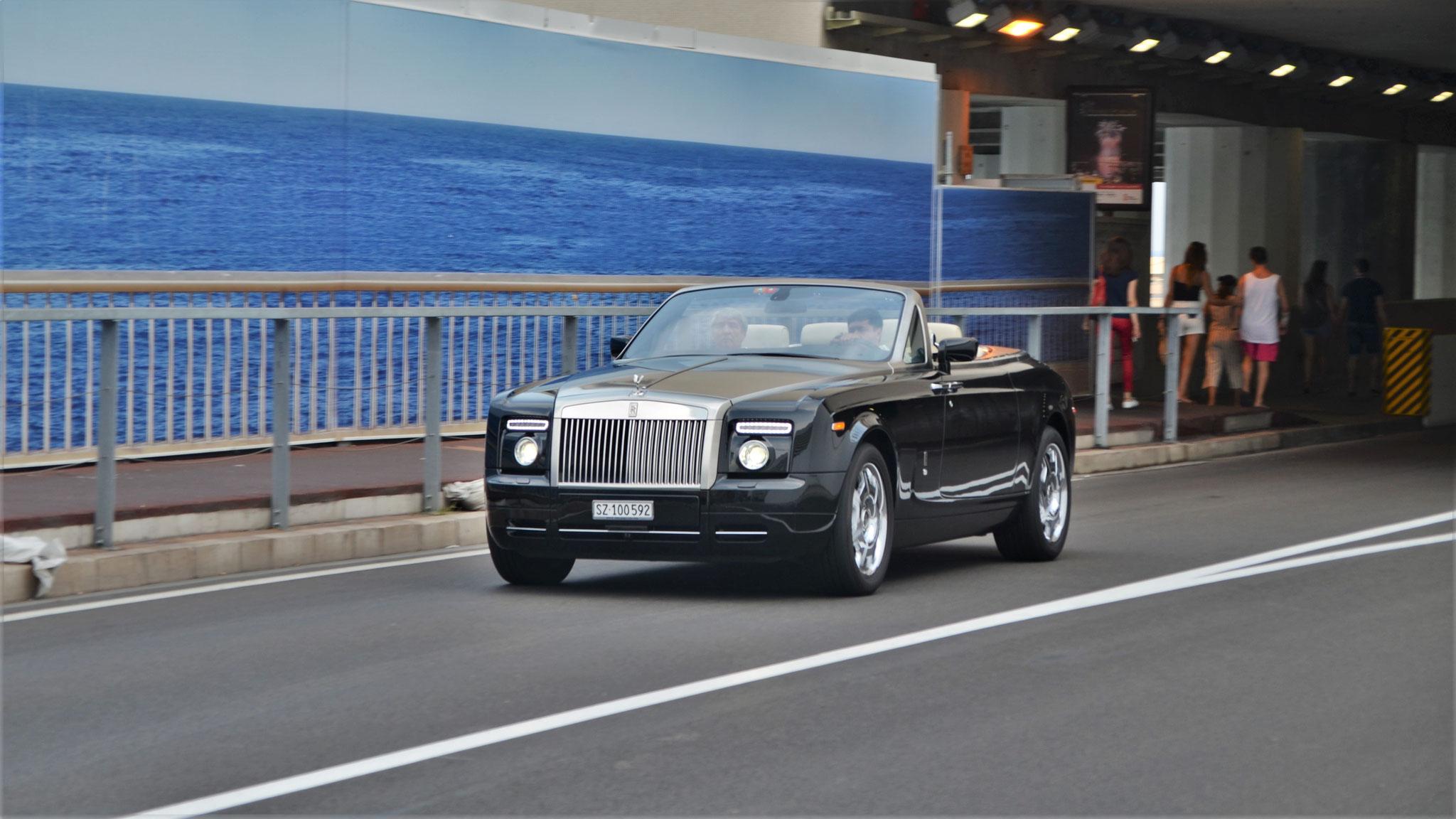 Rolls Royce Drophead - SZ-100592 (CH)