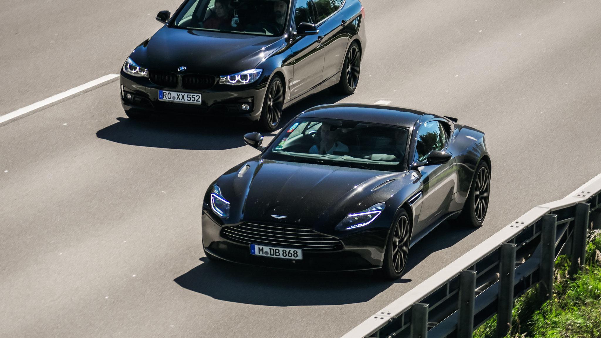 Aston Martin DB11 - M-DB-868
