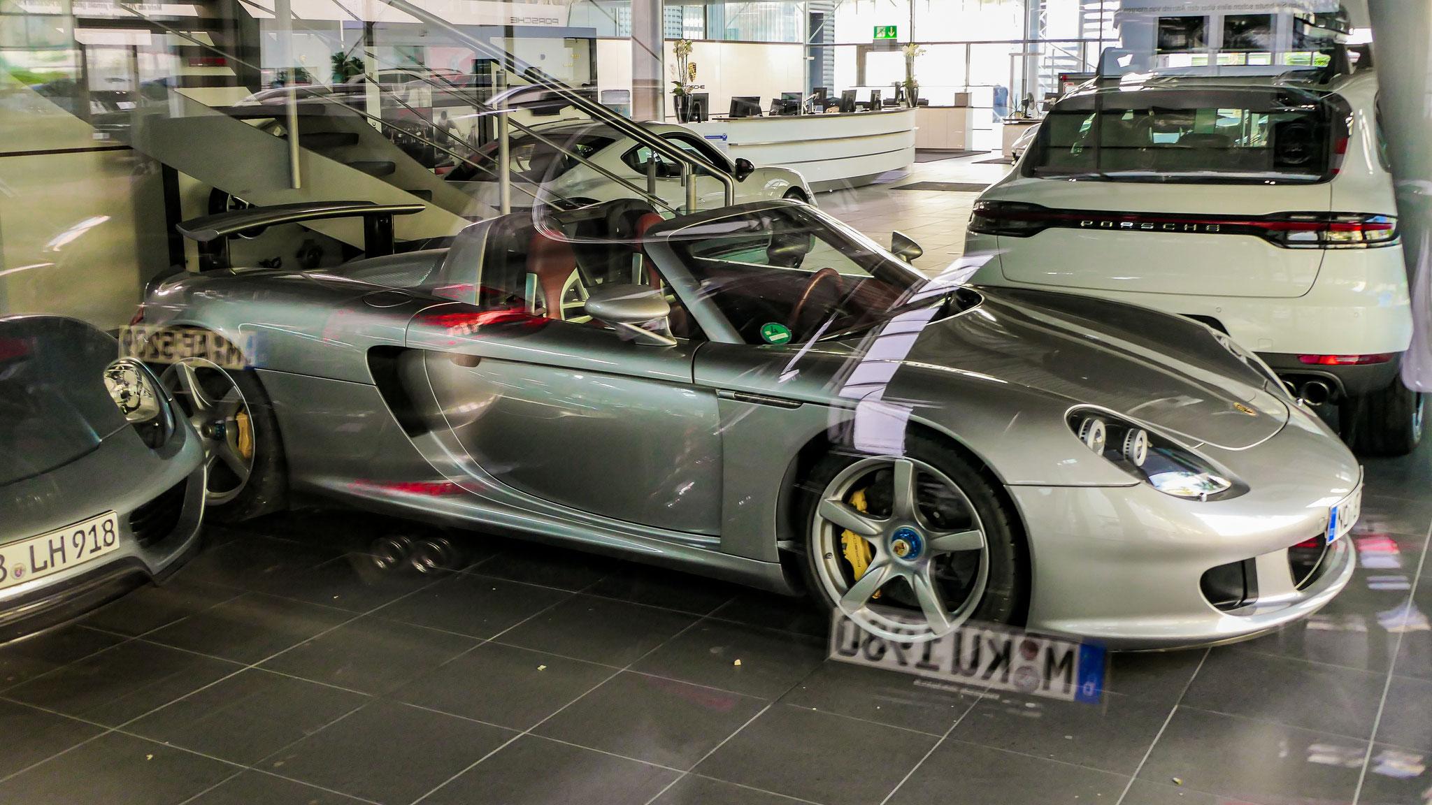 Porsche Carrera GT - NU-GT-22