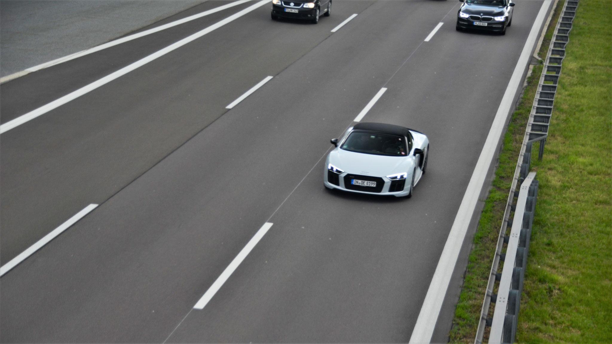 Audi R8 V10 Spyder - IN-DE-8199