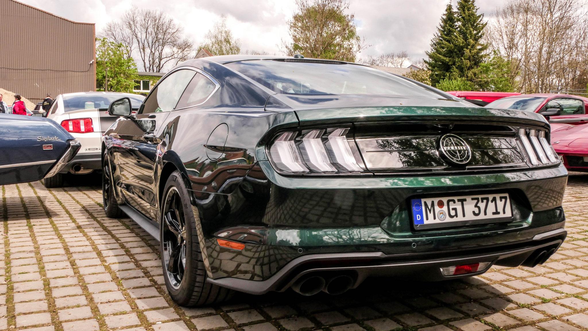 Ford Mustang Bullitt - M-GT-3717