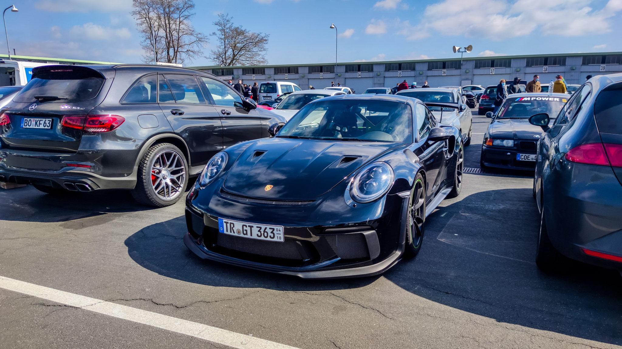 Porsche 911 991.2 GT3 RS - TR-GT-363