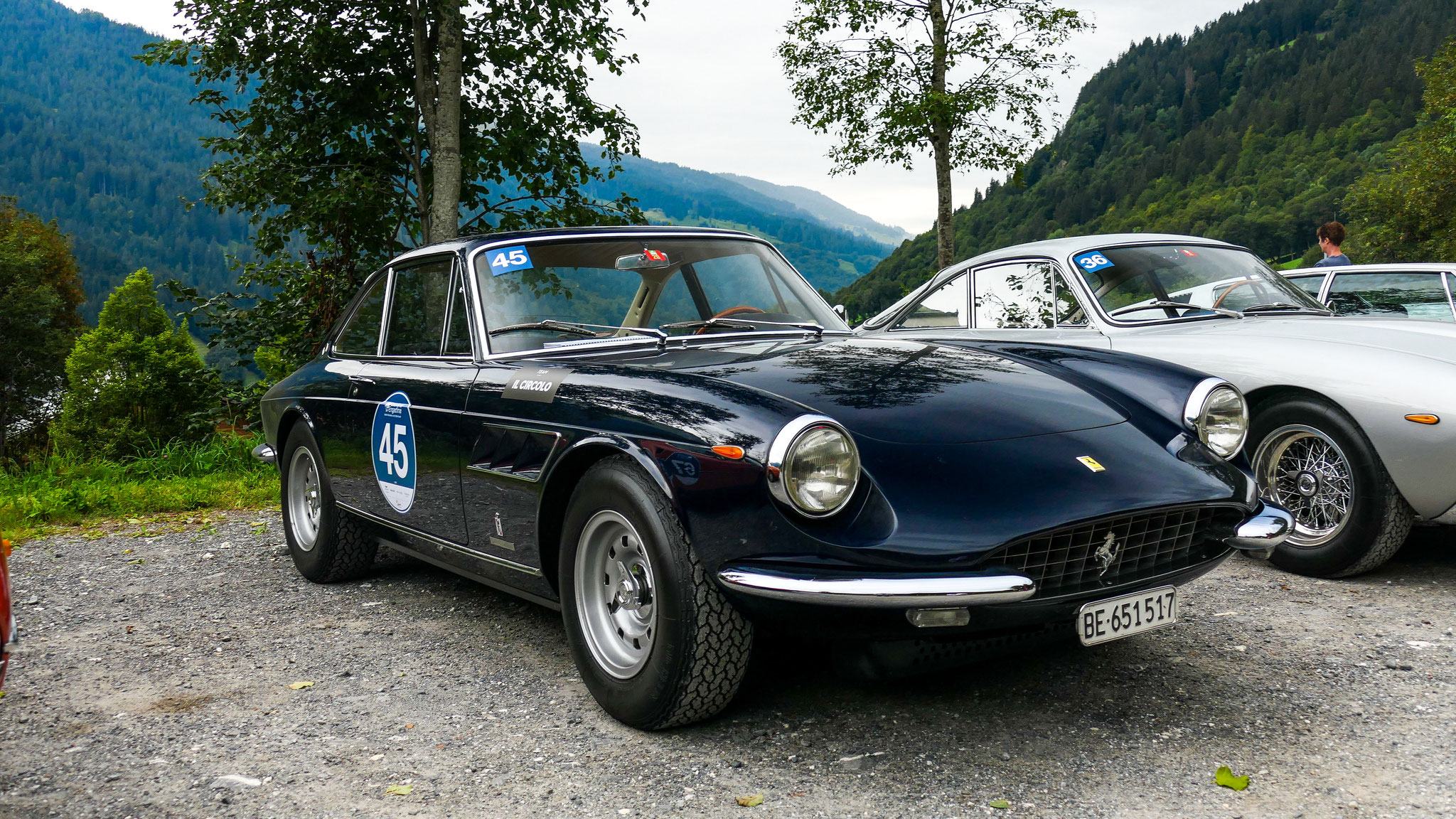 Ferrari 330 GTC - BE-651517