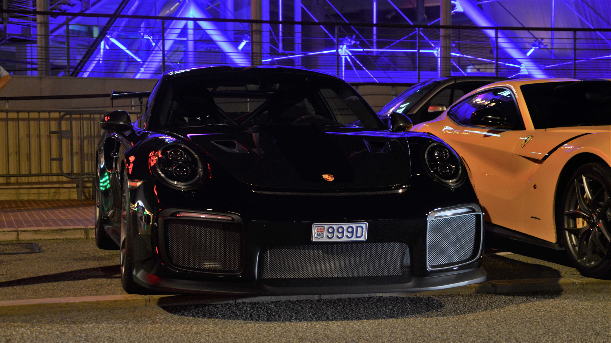 Porsche GT2 RS - 999D (FRA)