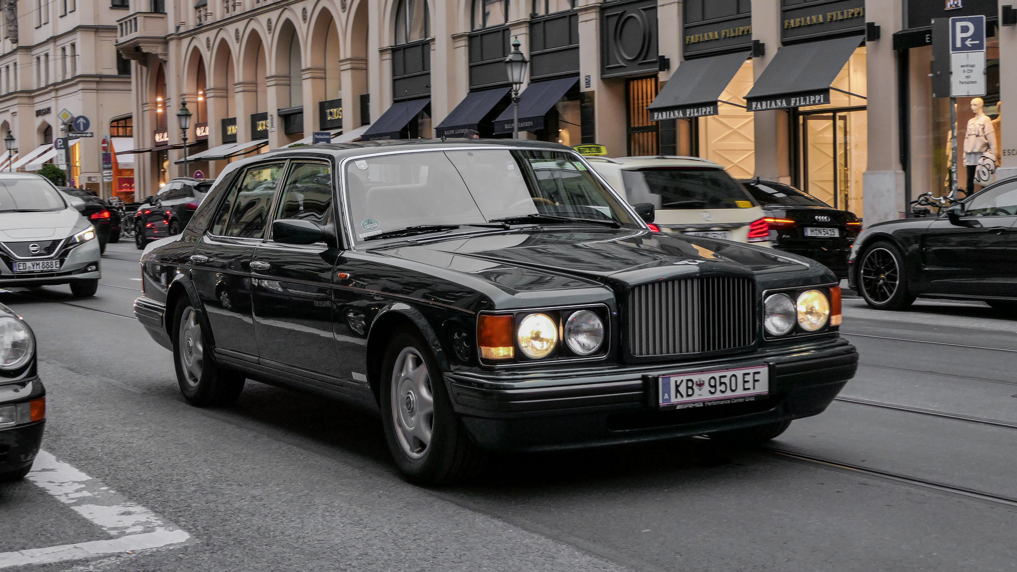 Bentley Brooklands - KB-950-EF (AUT)