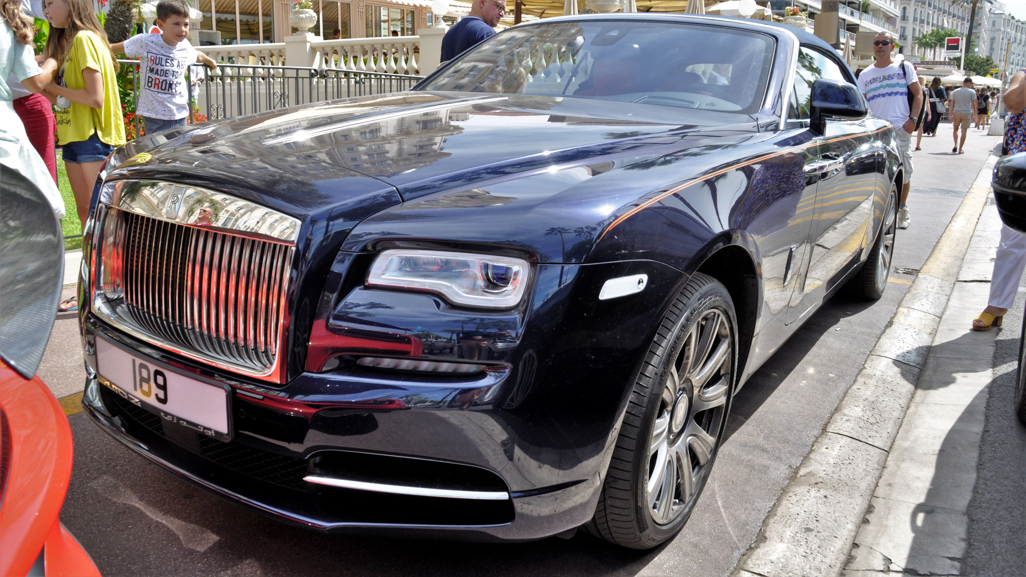 Rolls Royce Dawn - I89 (GB)