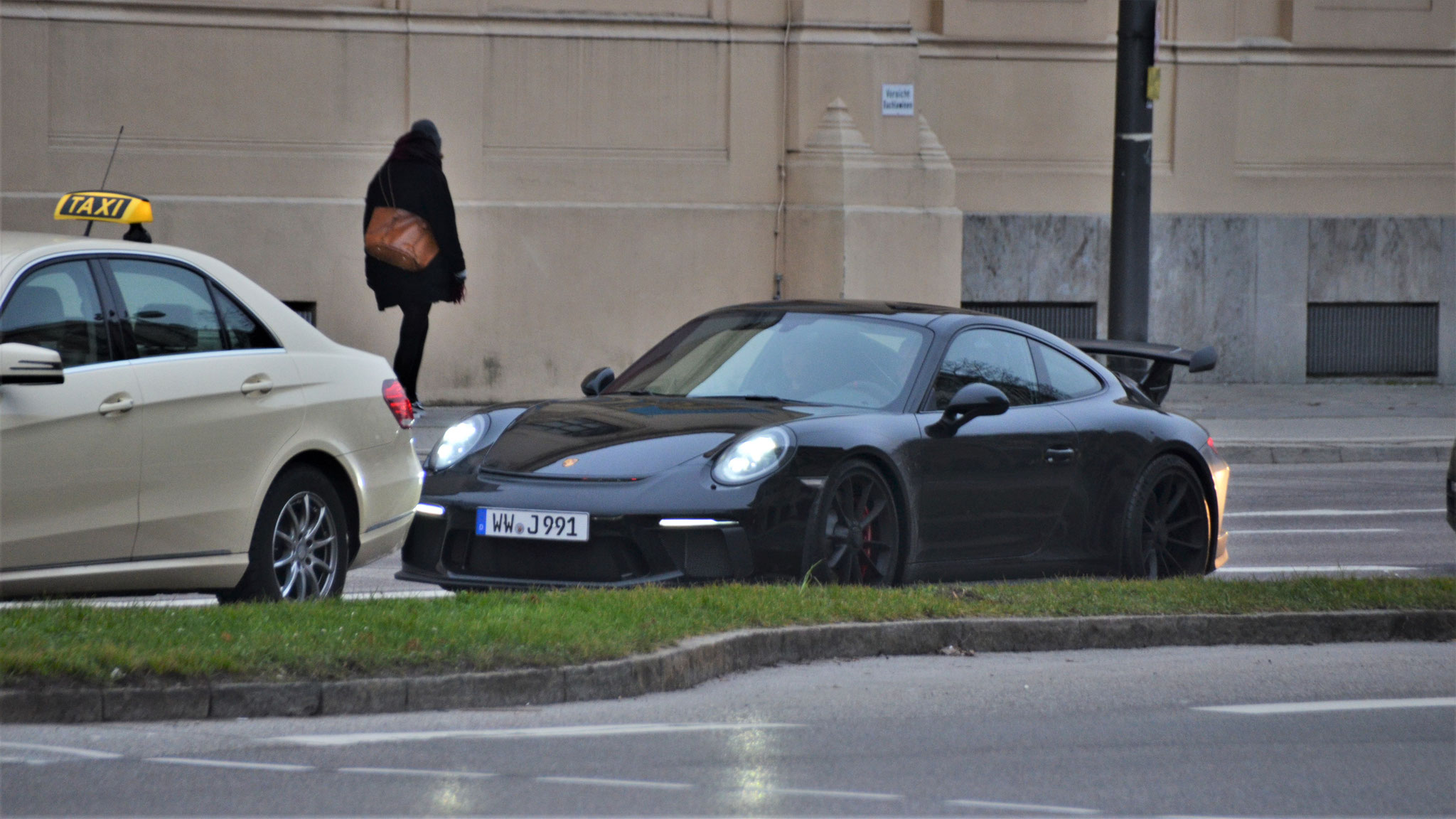 Porsche 991 GT3 - WW-J-991