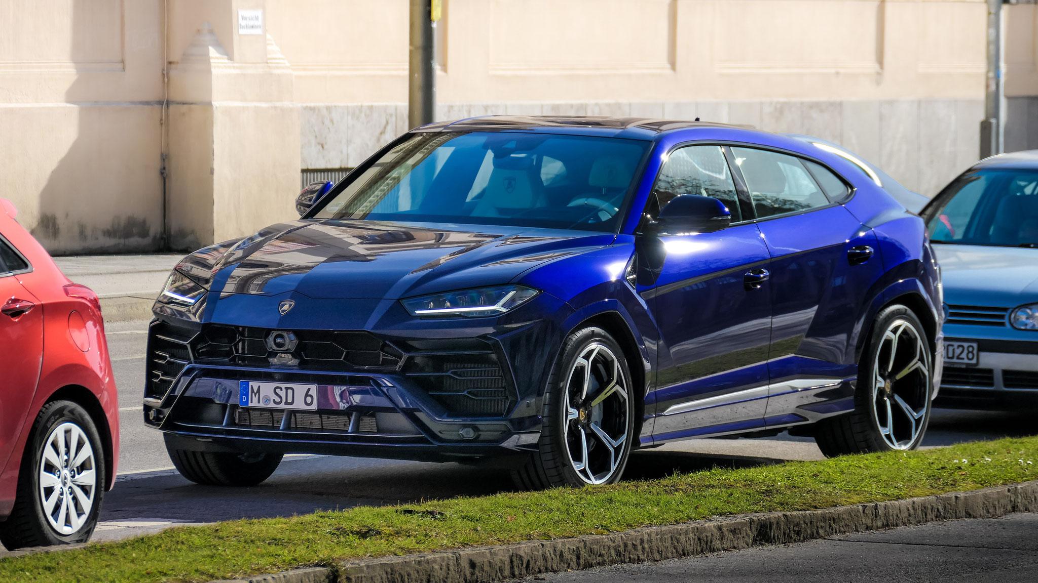 Lamborghini Urus - M-DS-6