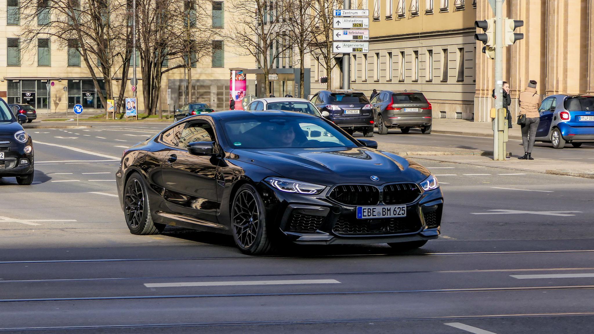 BMW M8 Competition - EBE-BM-625