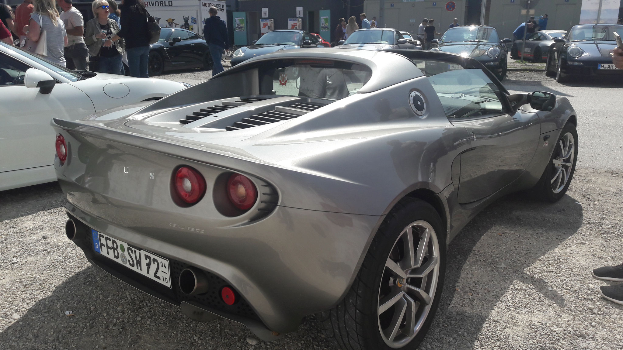 Lotus Elise S2 - FFB-SW-72