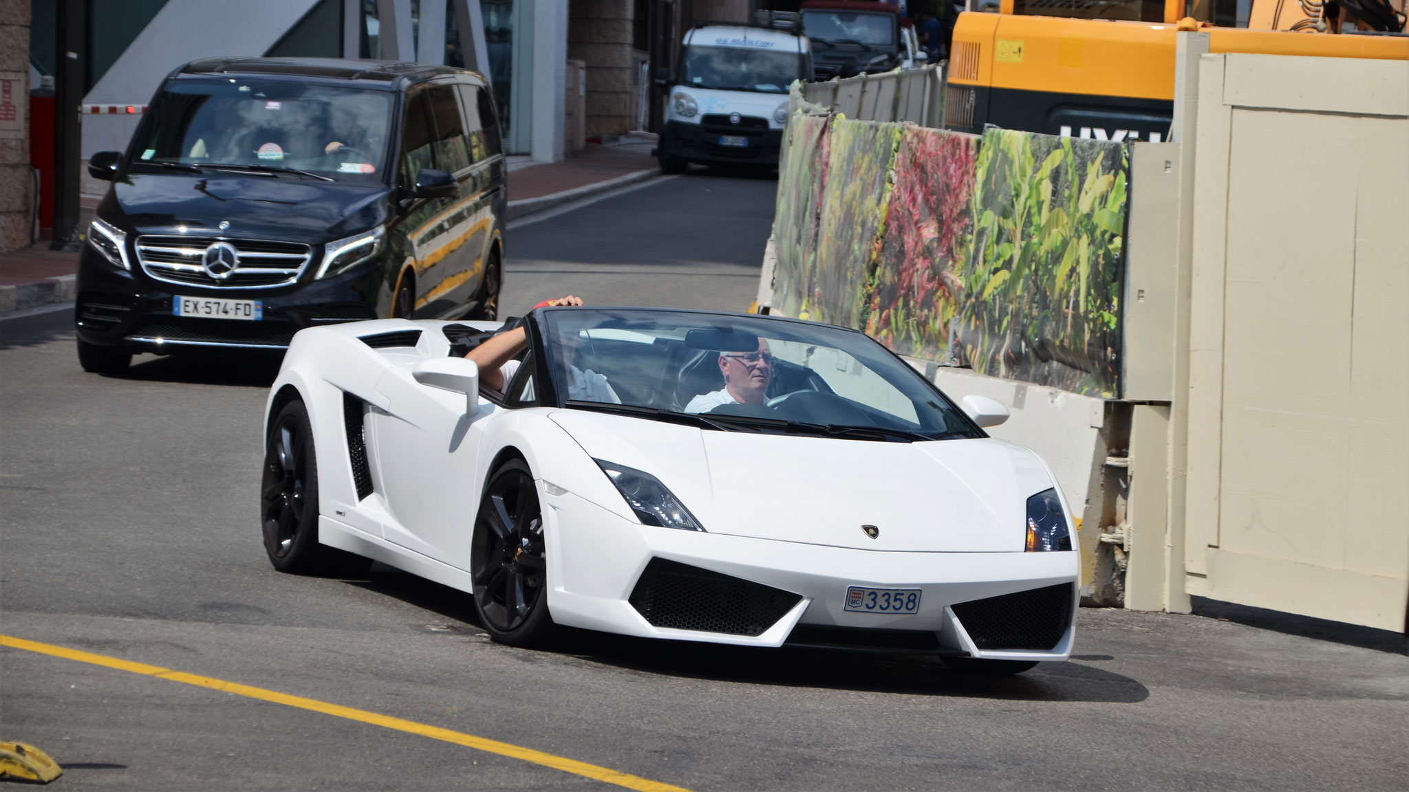 Lamborghini Gallardo LP 550 Spyder - 3358 (MC)