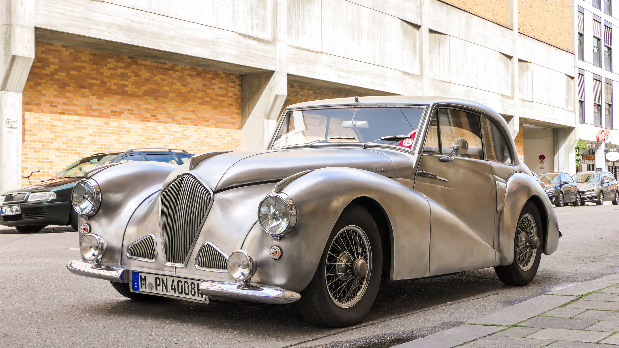 Healey Abbot Drophead Coupe - M-PN-4008H