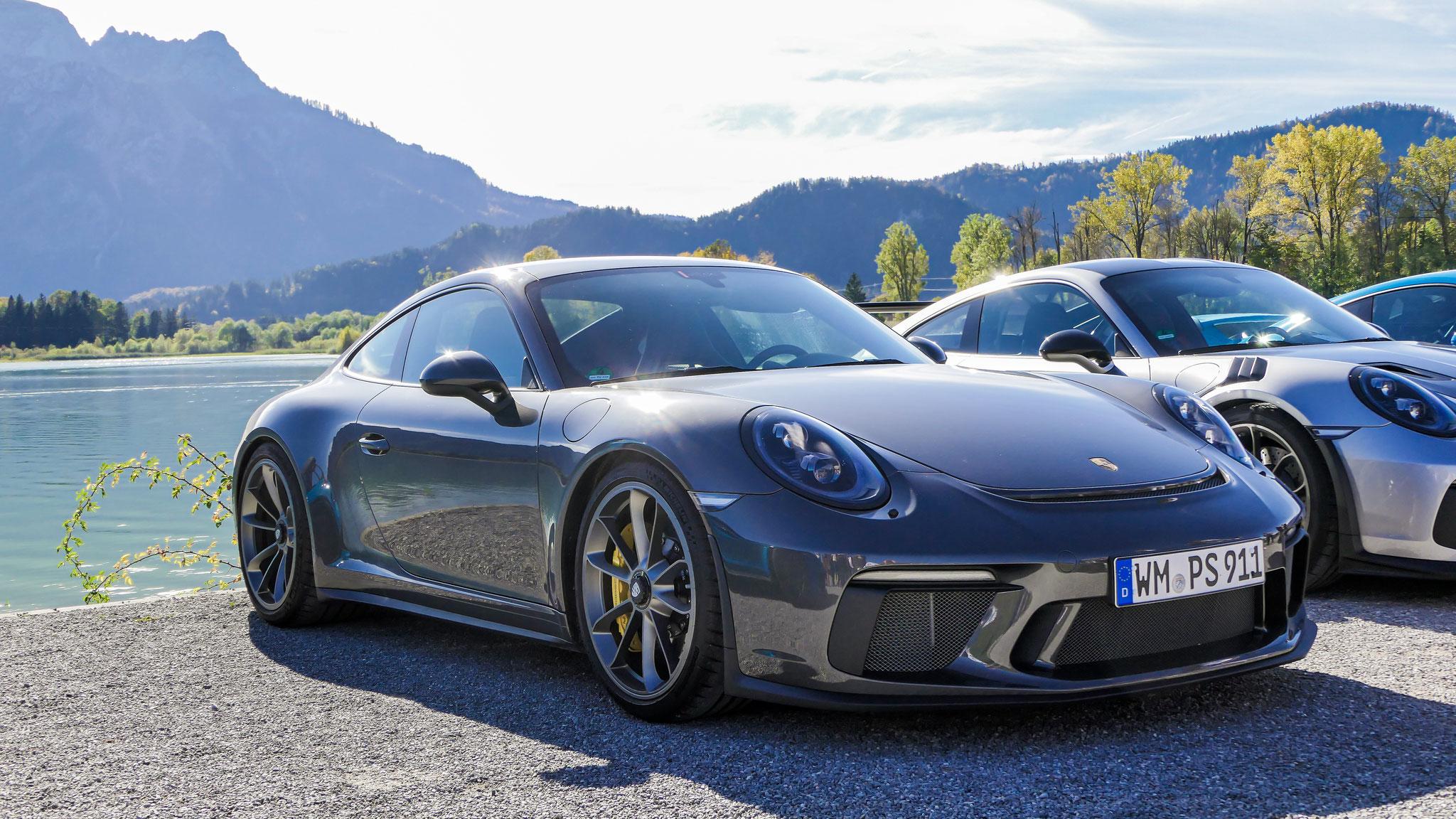 Porsche 991 GT3 - WM-PS-911