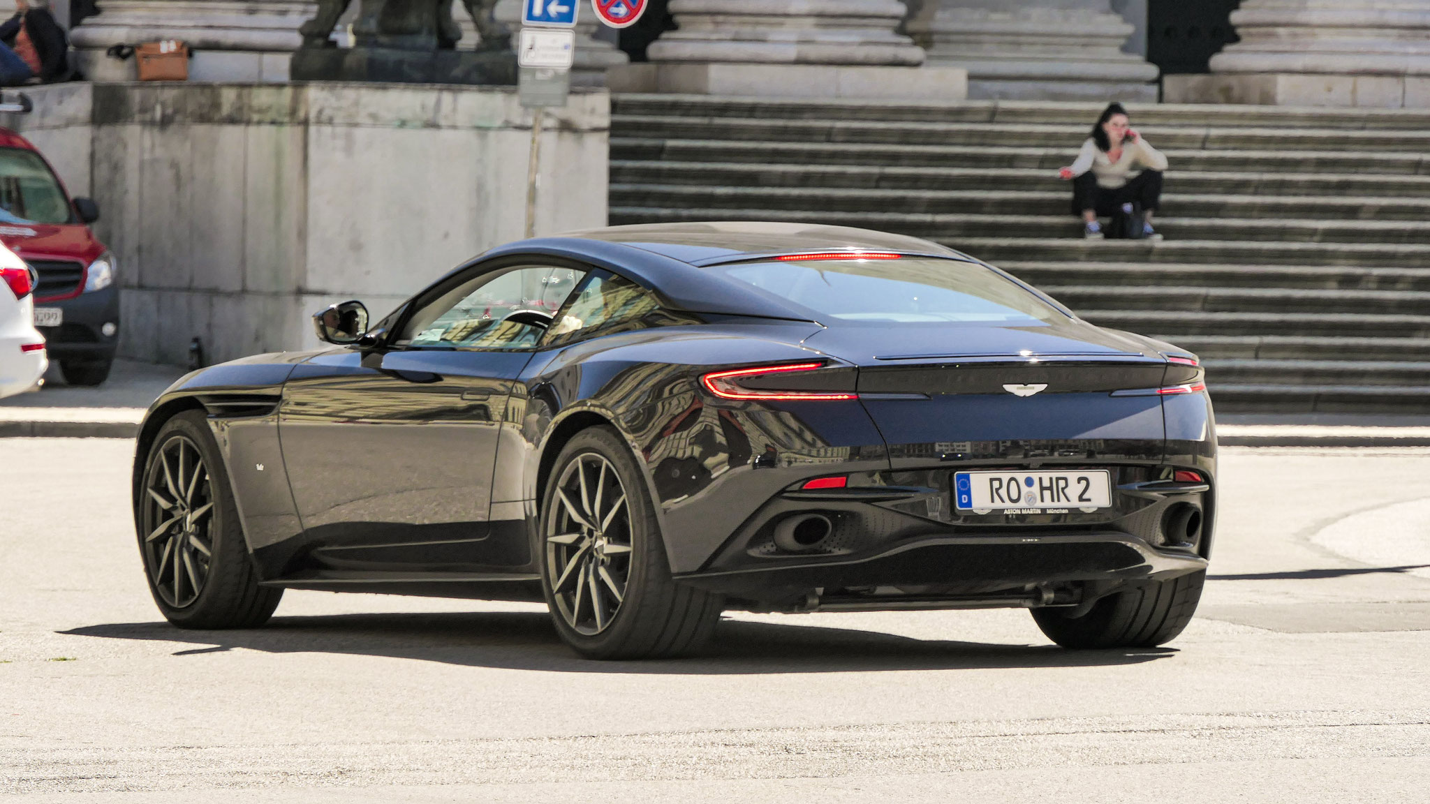 Aston Martin DB11 - RO-HR-2