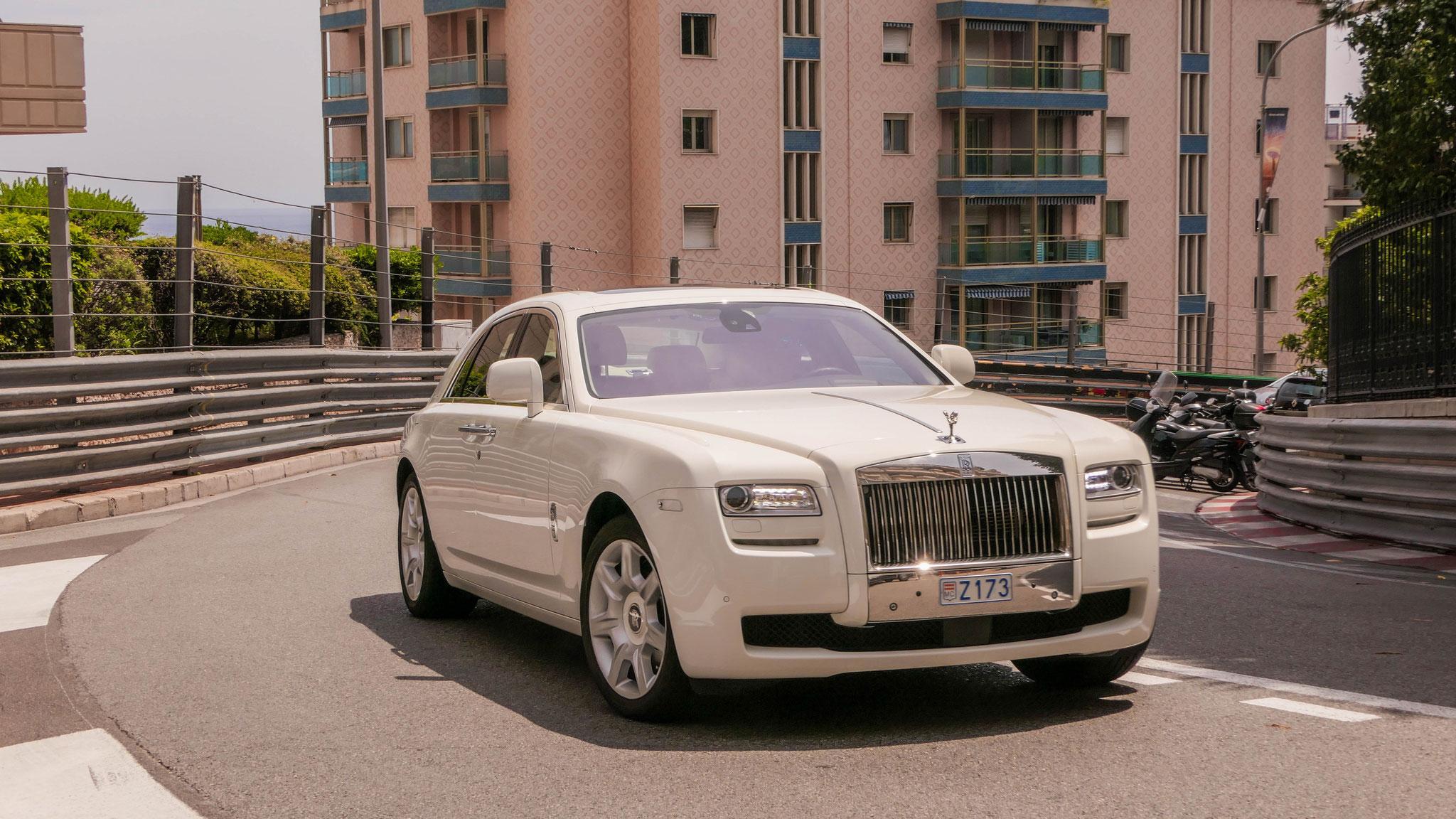 Rolls Royce Ghost - Z173 (MC)