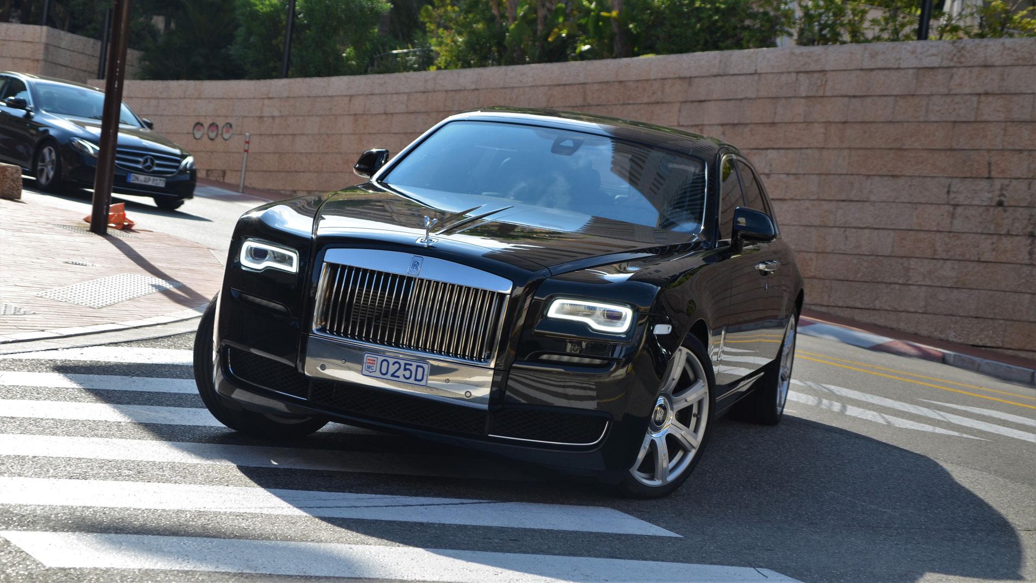 Rolls Royce Ghost Series II - 025D (MC)