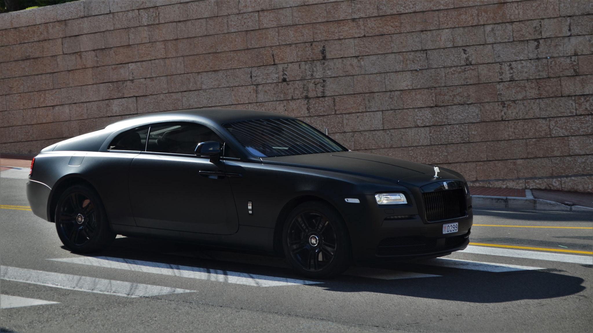 Rolls Royce Wraith - D299 (MC)