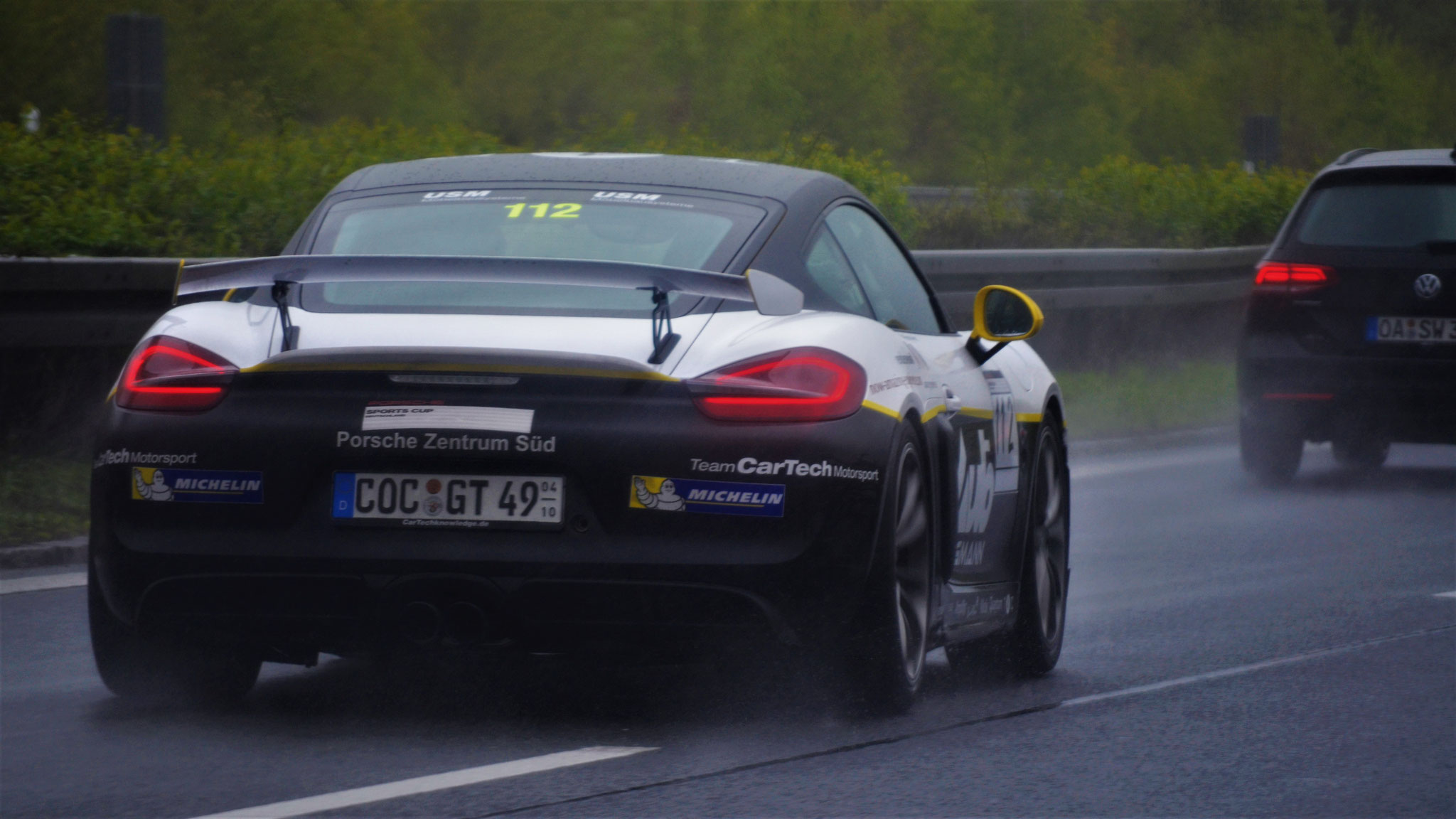 Porsche Cayman GT4 - COC-GT-49