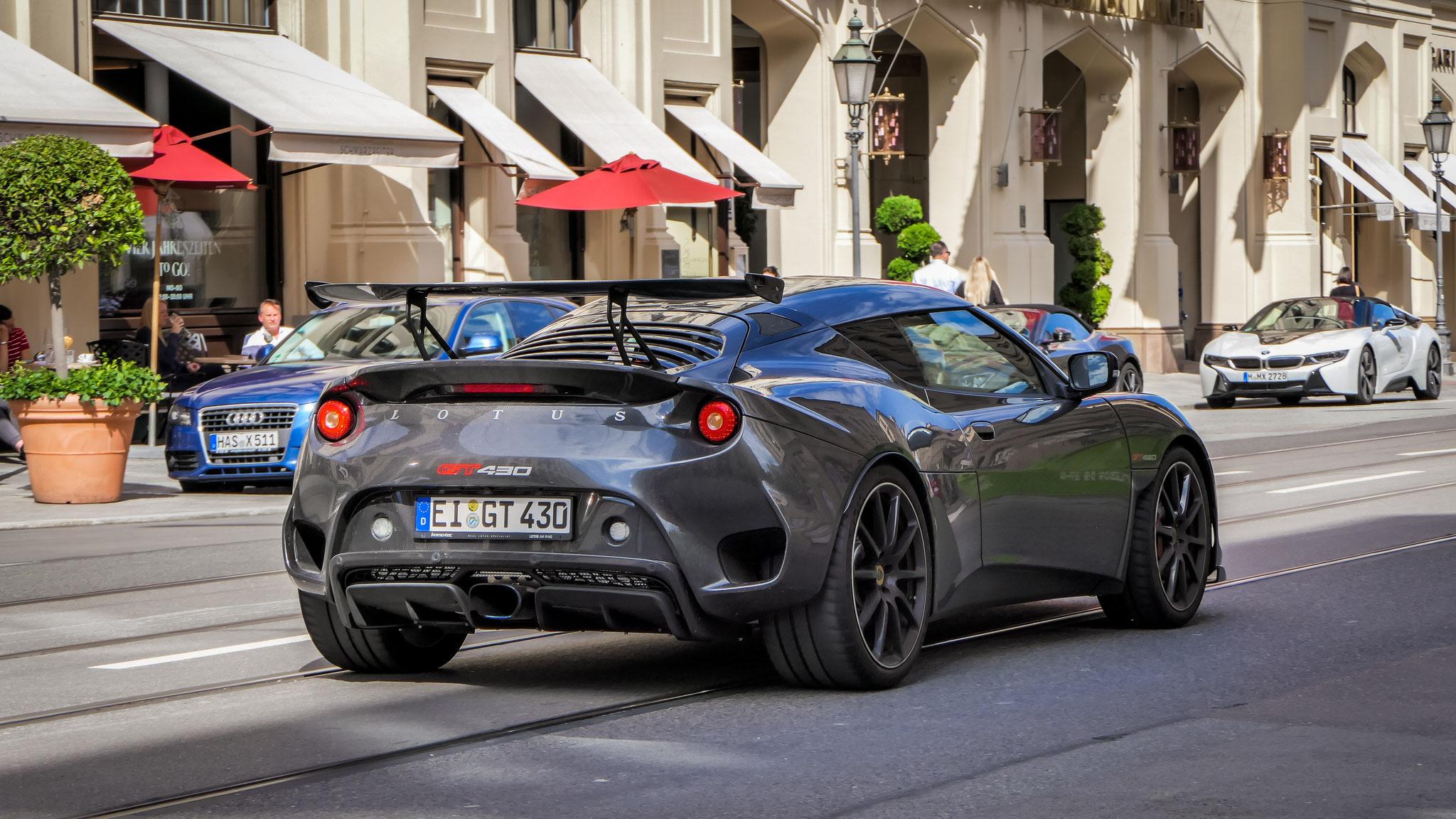 Lotus Evora GT 430 - EI-GT-430