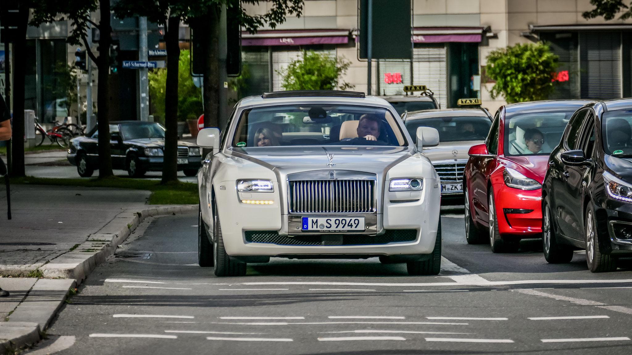 Rolls Royce Ghost - M-S-9949