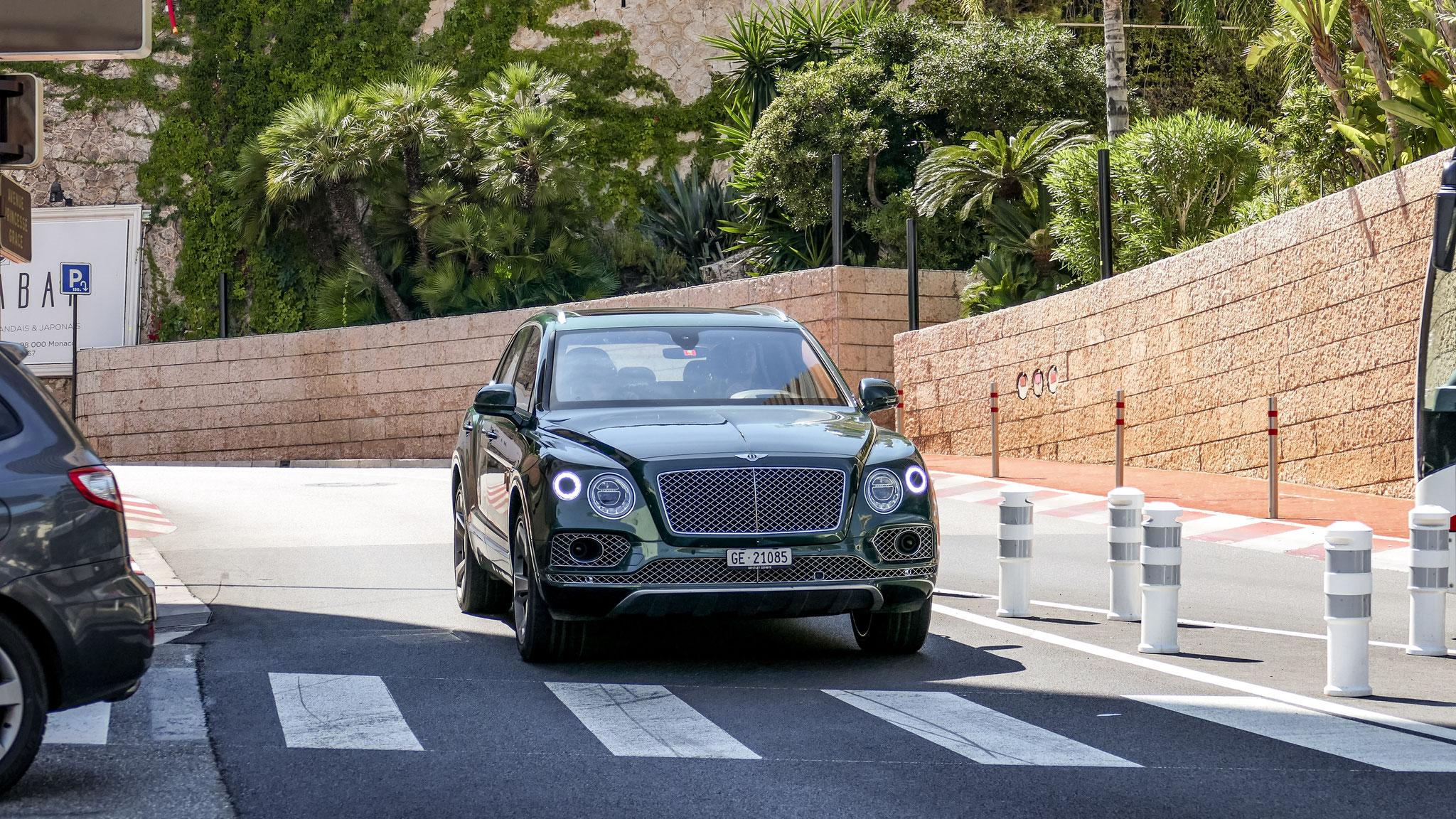 Bentley Bentayga - GE-21085 (MC)