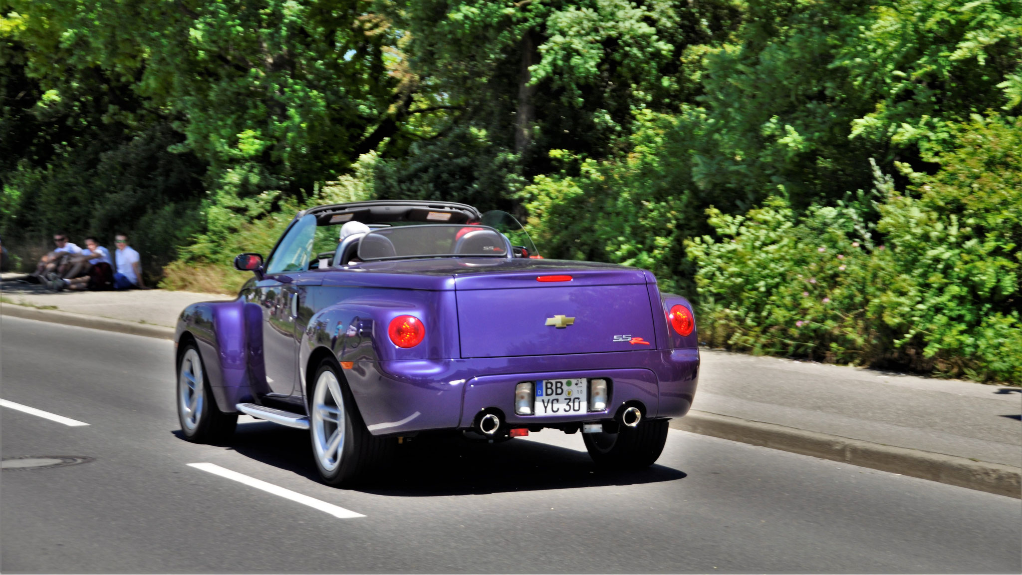 Chevrolet SSR - BB-YC-30