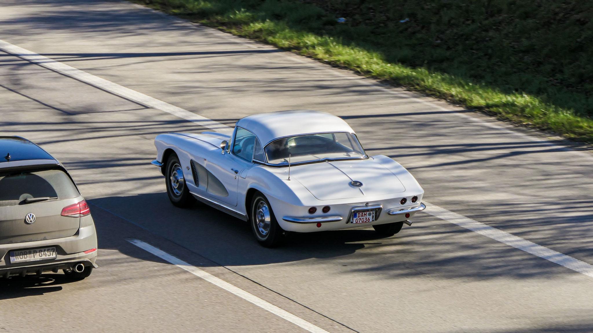 Chevrolet Corvette C1 - DAH-07036
