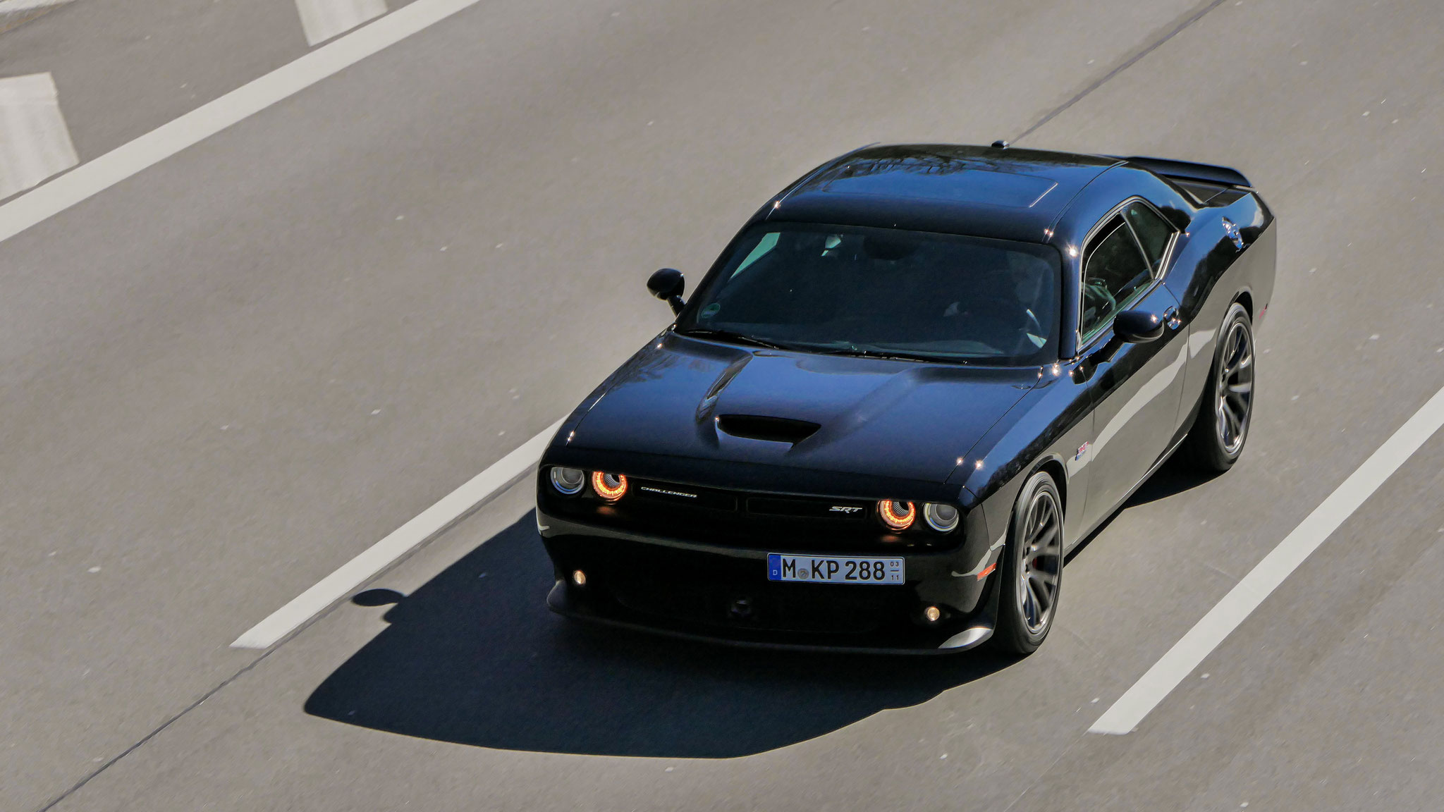 Dodge Challenger SRT - M-KP-288
