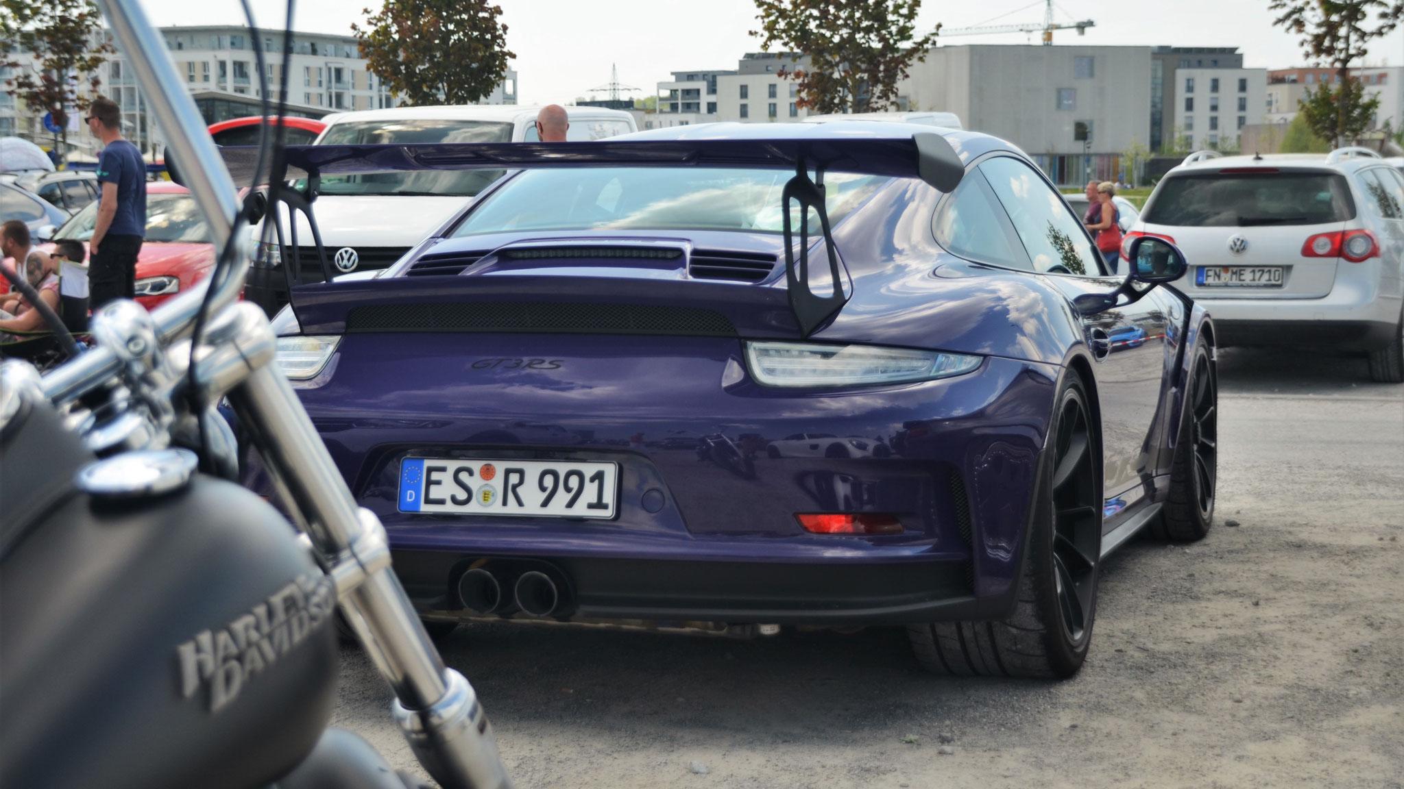 Porsche 911 GT3 RS - ES-R-991