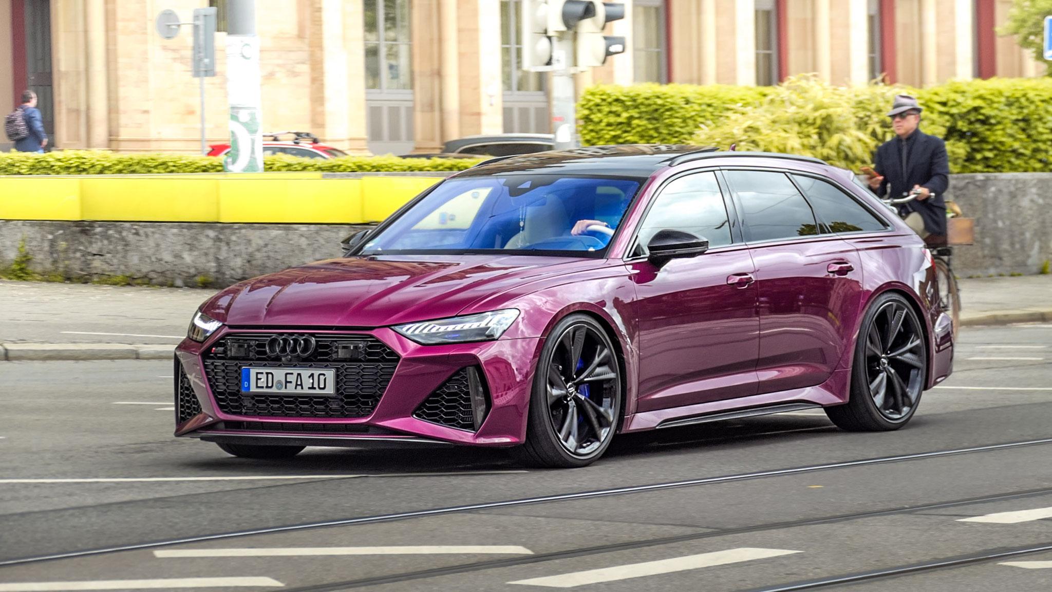 Audi RS6 - ED-FA-10