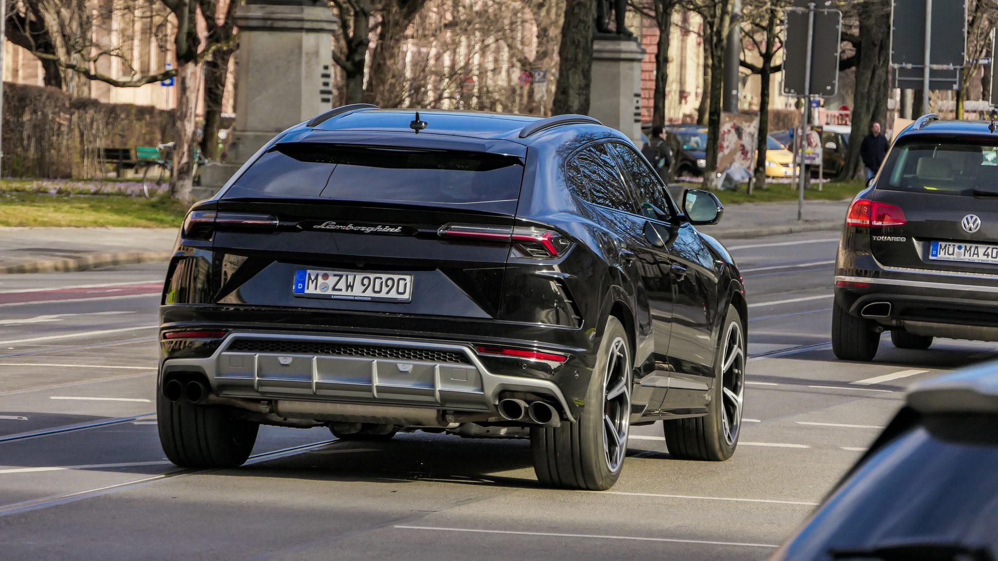Lamborghini Urus - M-ZW-9090