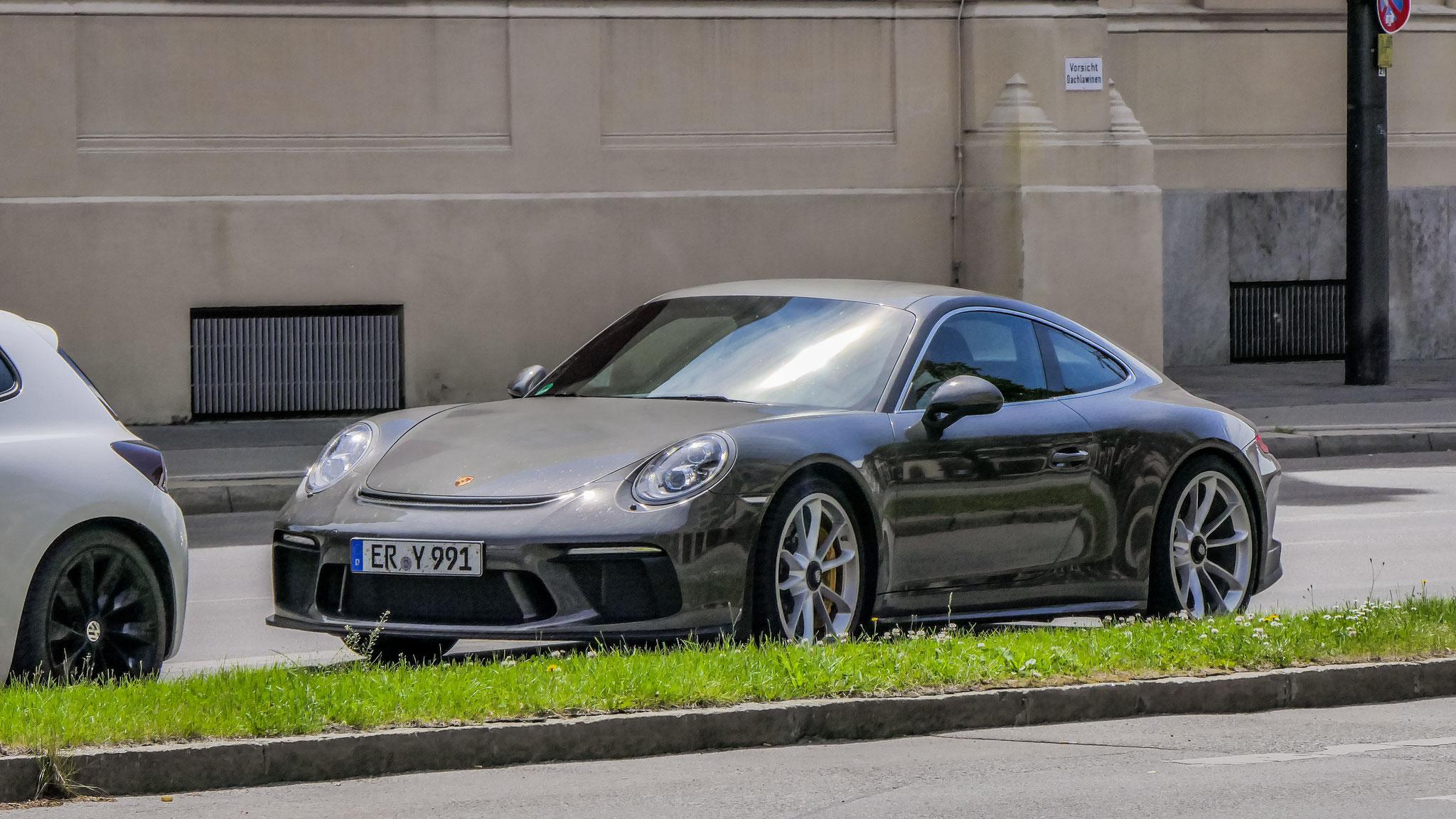 Porsche 991 GT3 Touring Package - ER-Y-991