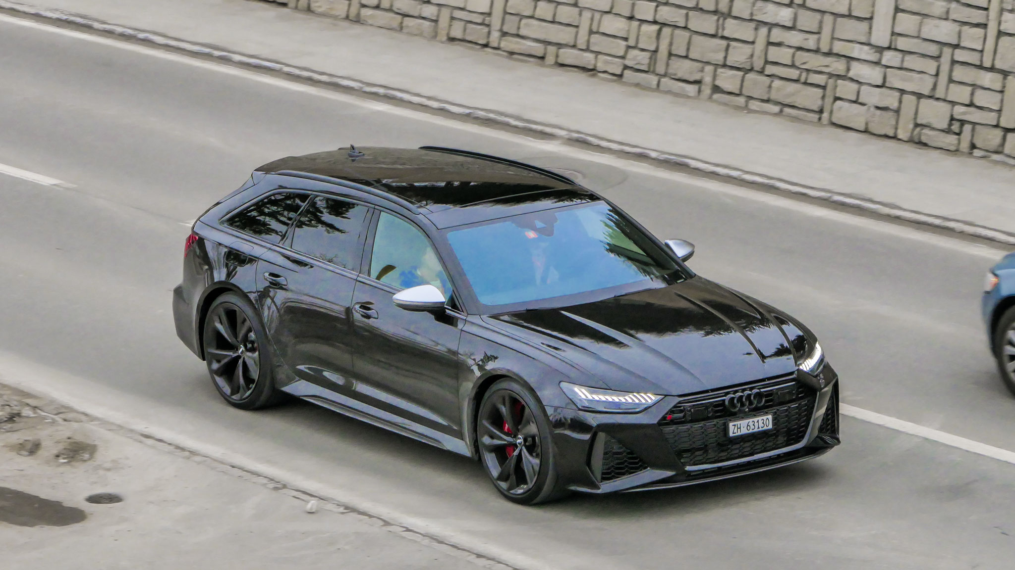 Audi RS6 - ZH-63130 (CH)