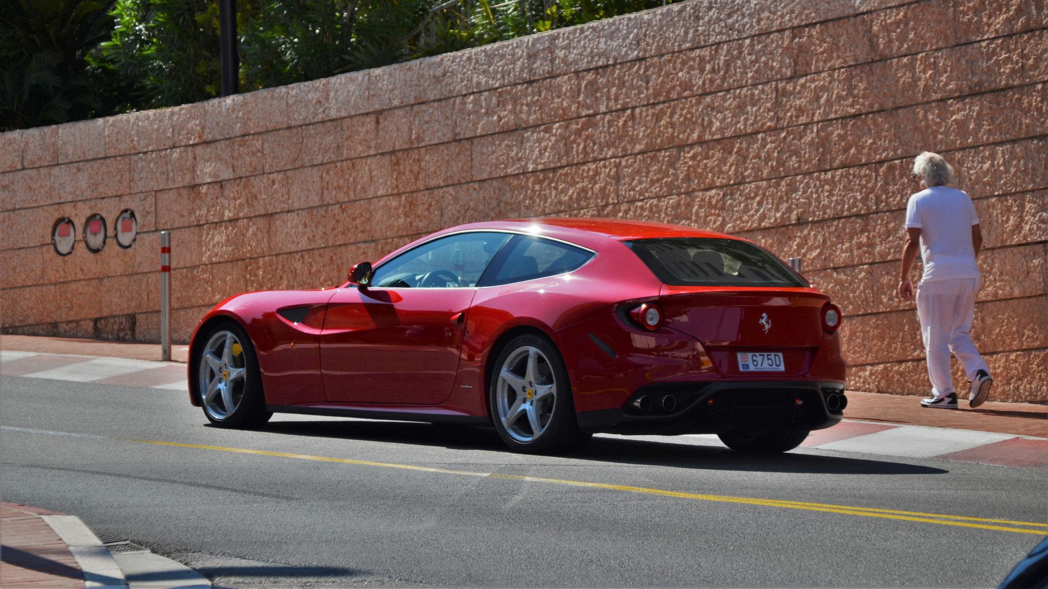Ferrari FF - 675D (MC)