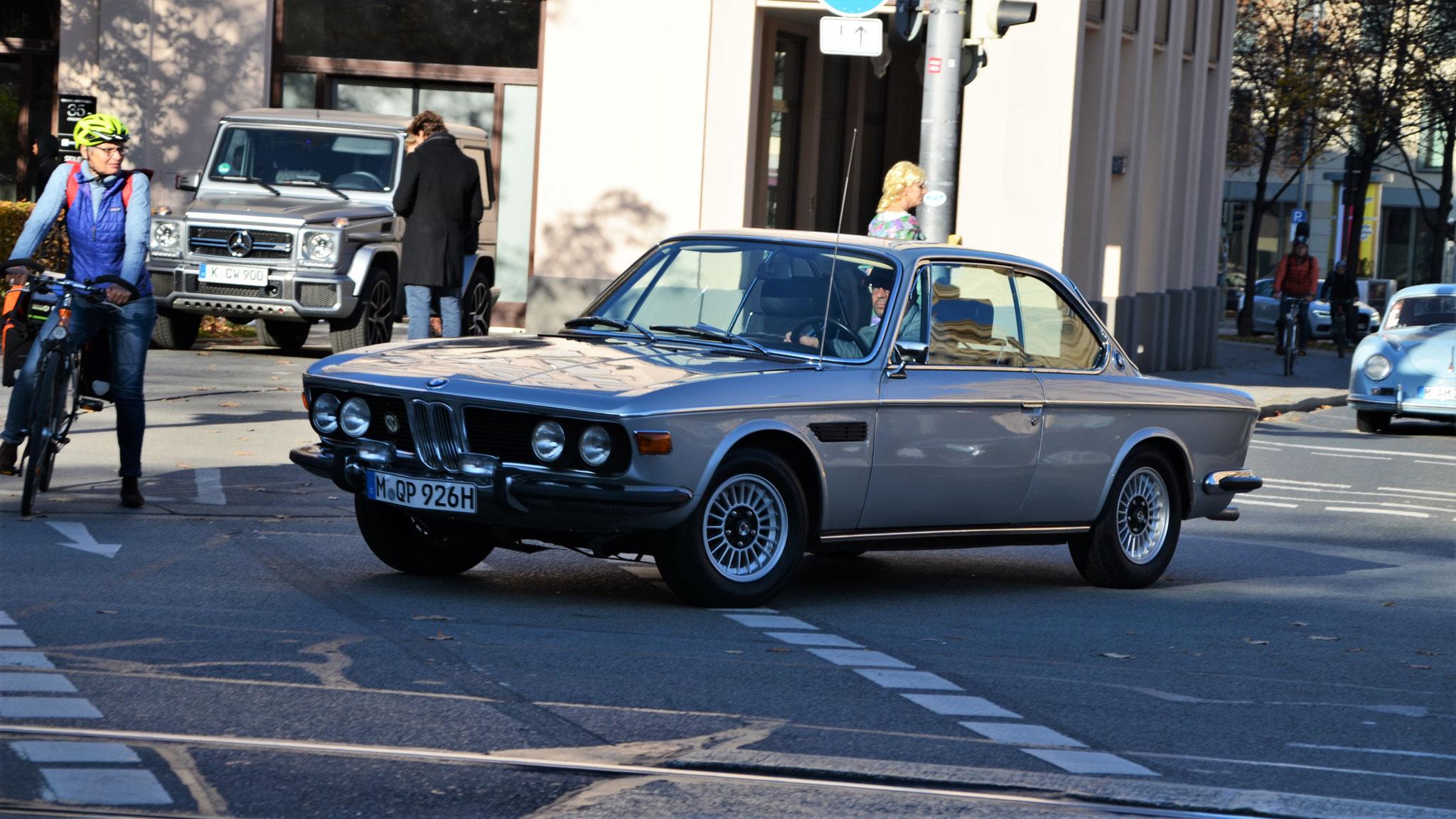 BMW E9 - M-QP-926H
