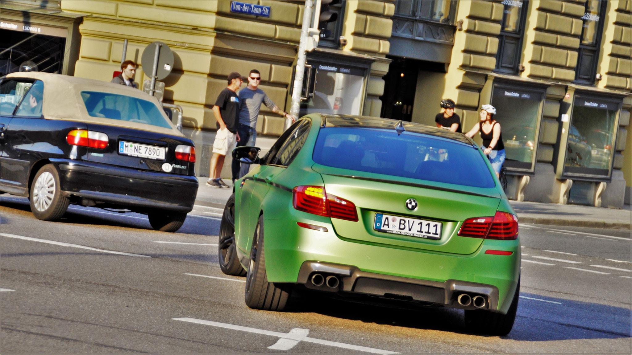 BMW M5 - A-BV-111