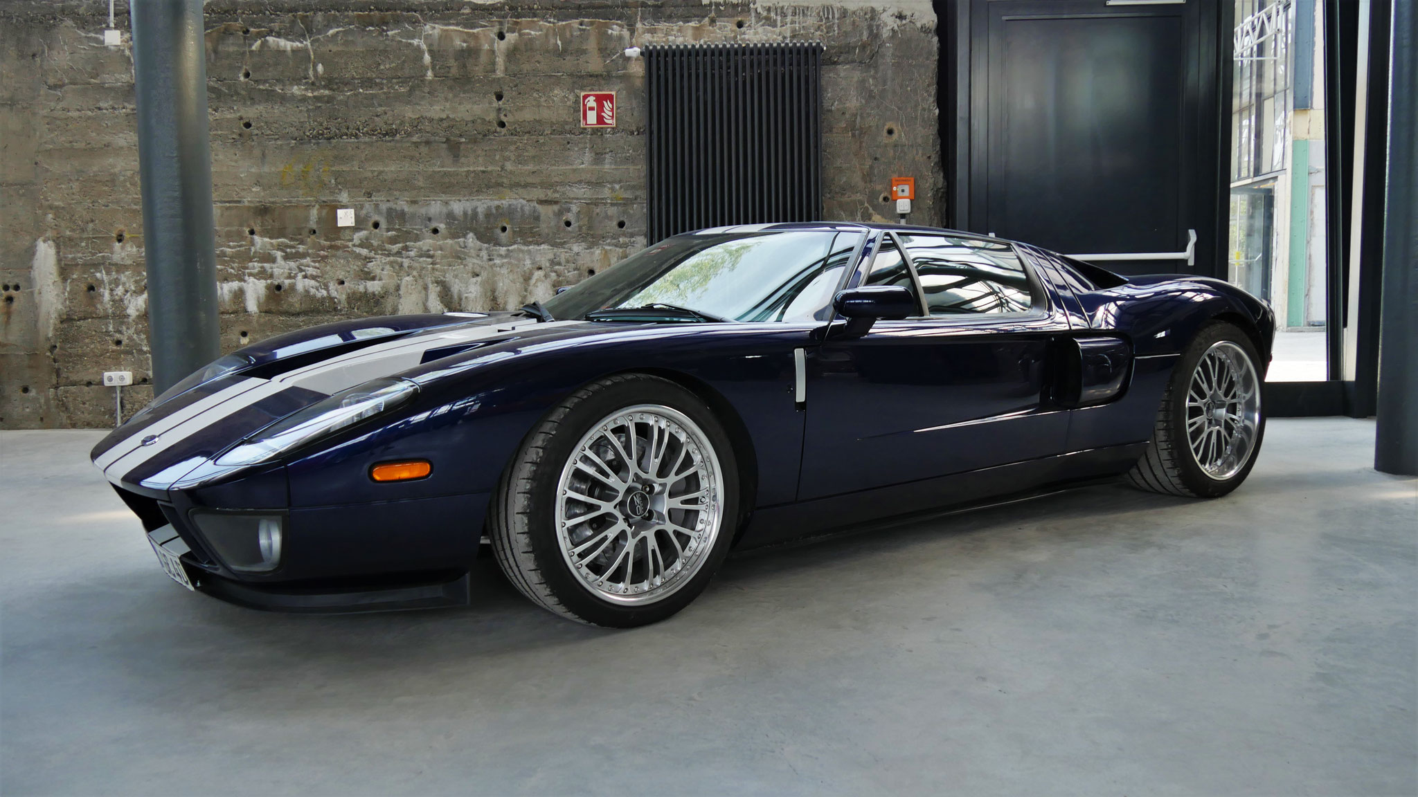 Ford GT - M-GC-40