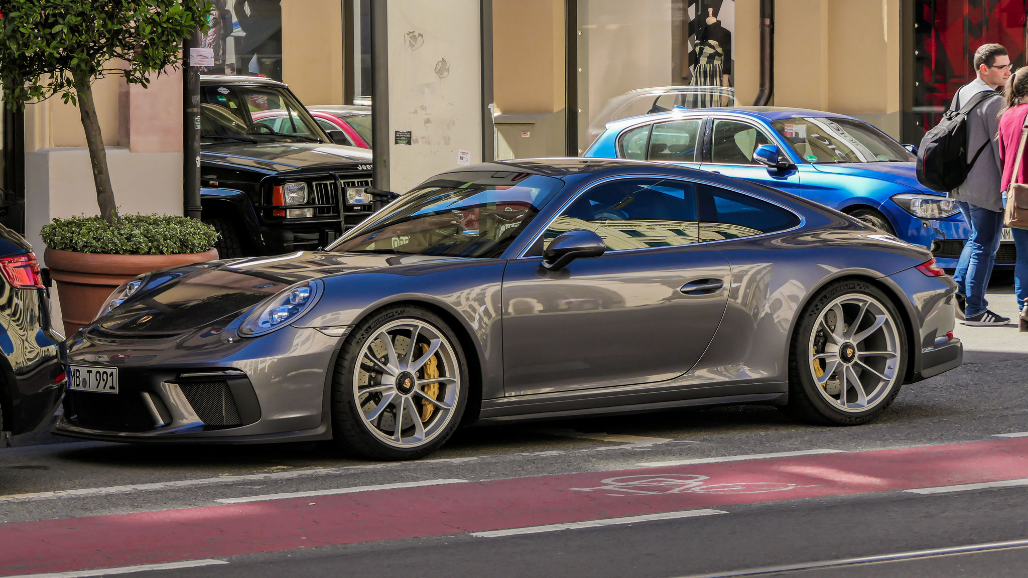 Porsche 991 GT3 Touring Package - MB-T-991