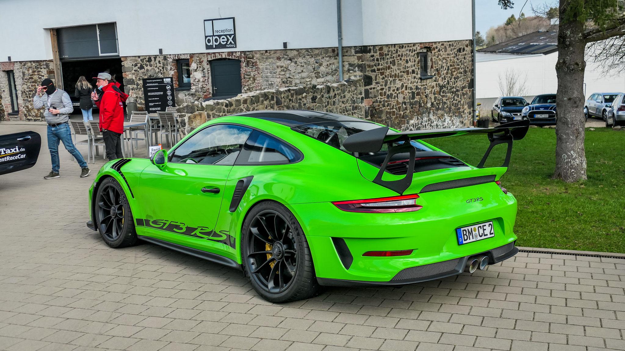 Porsche 911 991.2 GT3 RS - BM-CE-2