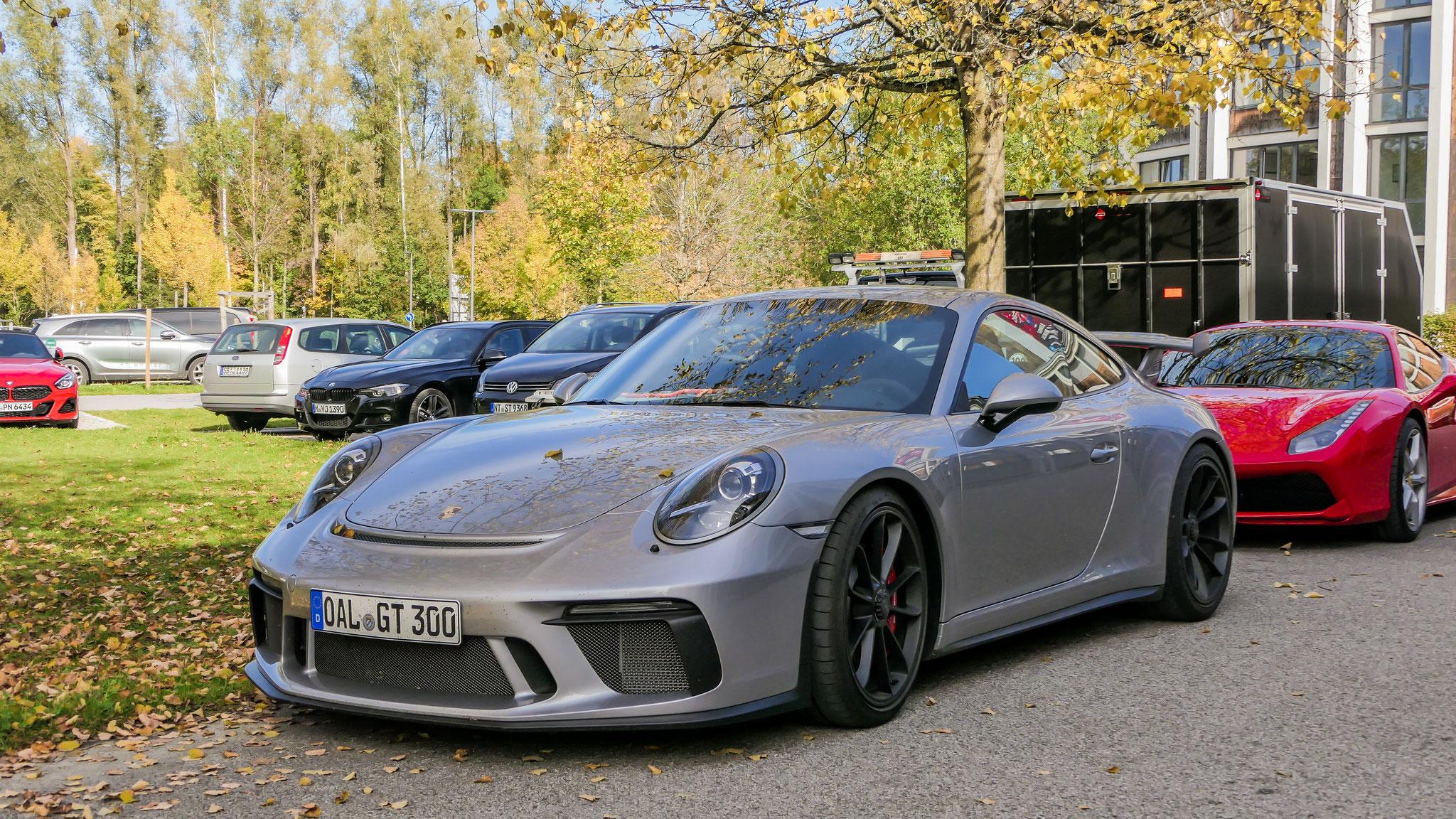 Porsche 991 GT3 - OAL-GT-300