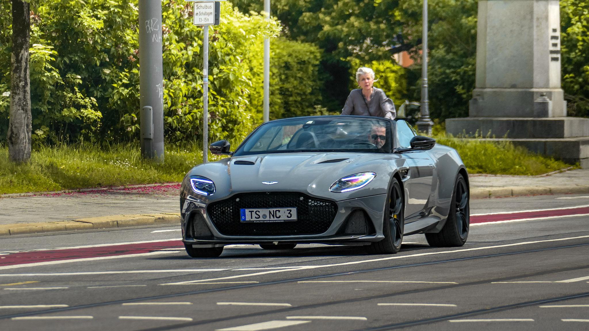 Aston Martin DBS Superleggera Volante - TS-NC-3